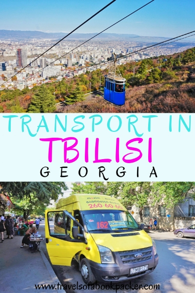Travelling to Tbilisi? Read about all public transport options of Tbilisi, Georgia! #Tbilisi #Georgia #publictransport #transport #travel
