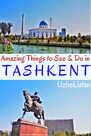 A comprehensive guide to all the best things to do in Tashkent, Uzbekistan. Read our guide to inspire your stay in Tashkent! #tashkent #uzbekistan #travel #backpacking #centralasia