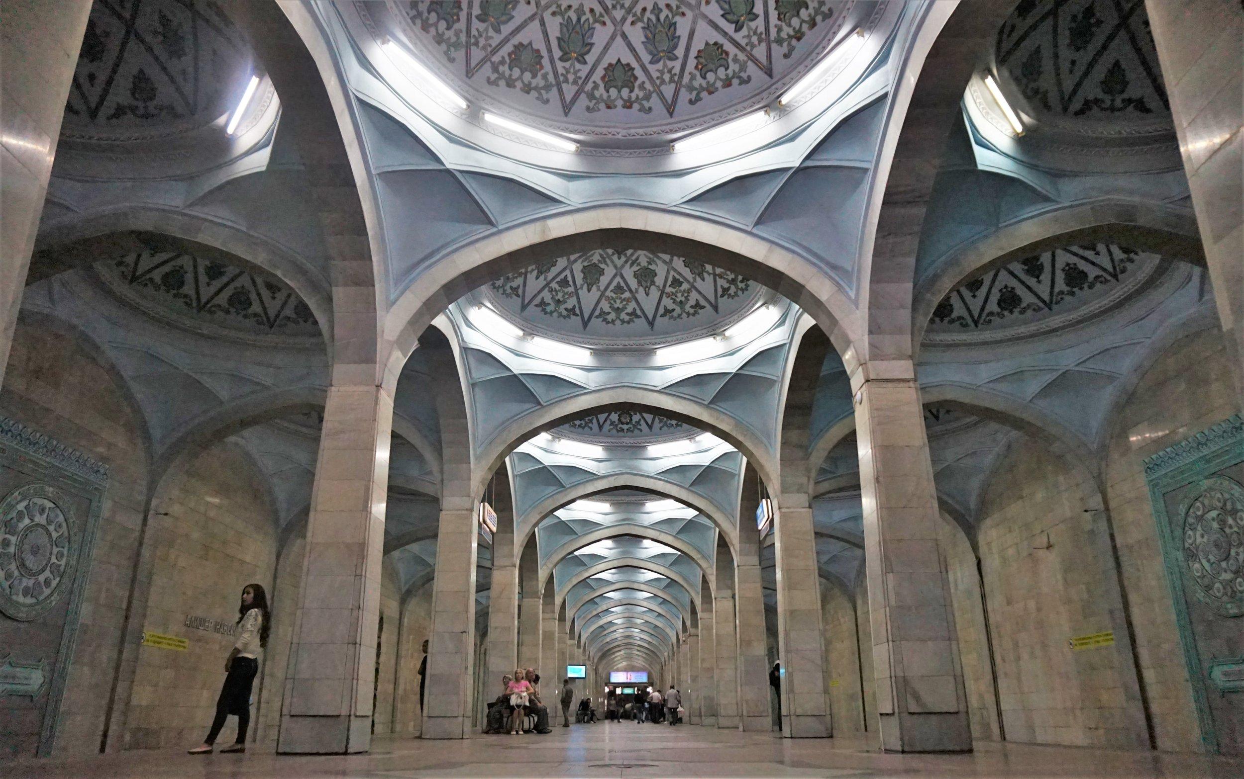 alisher navoi metro tashkent