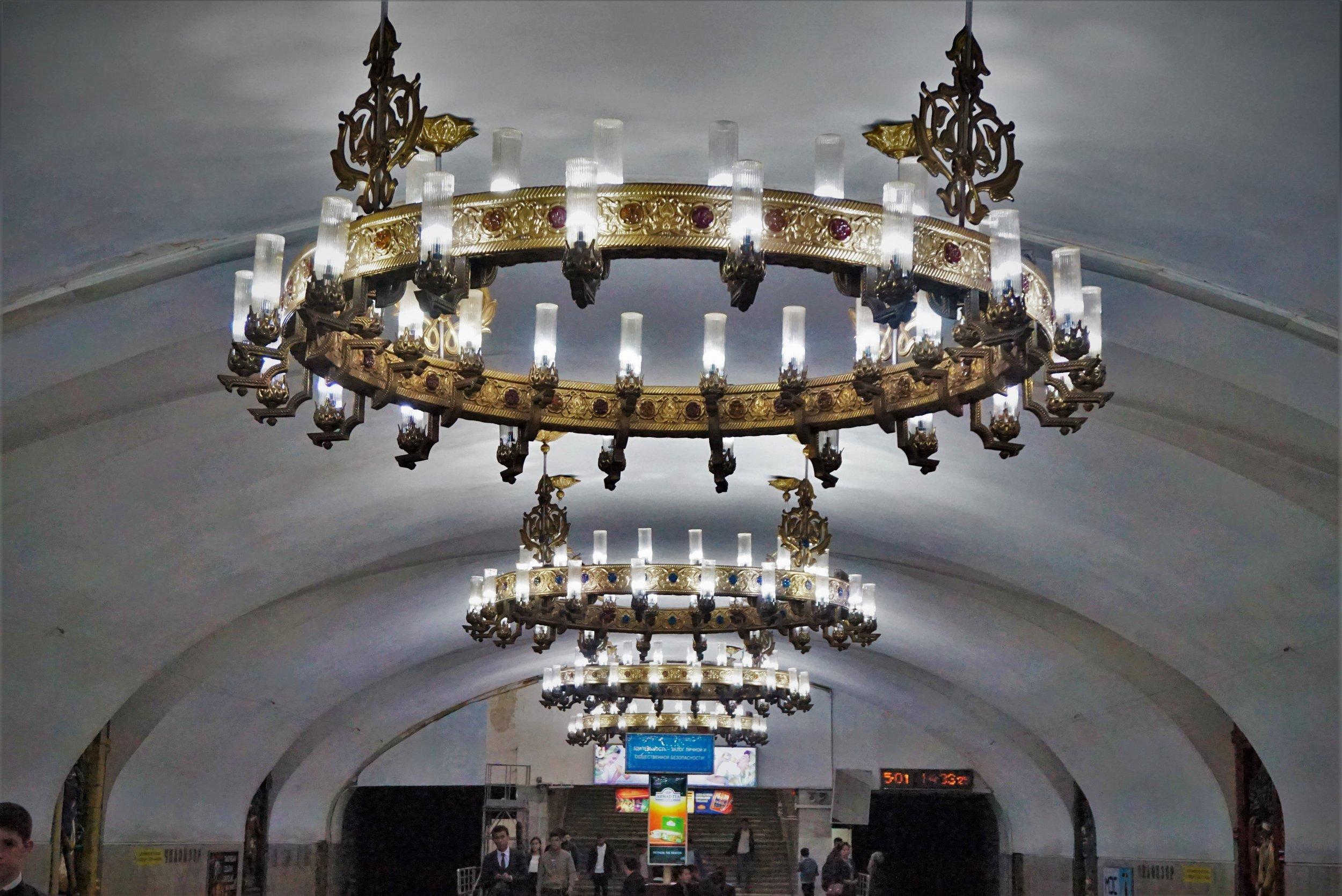 chilonzor metro tashkent
