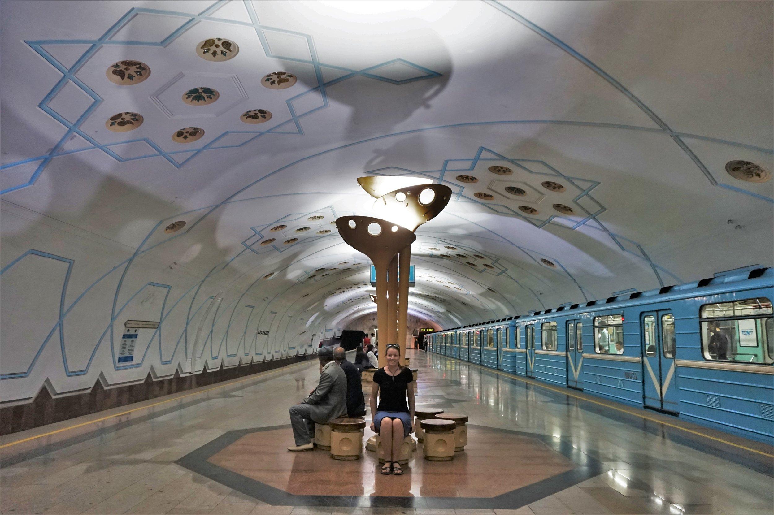 tashkent metro