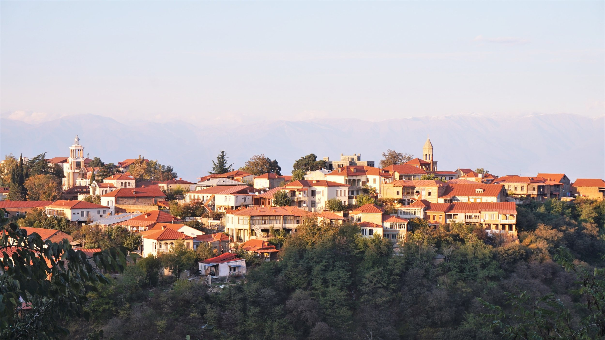 Signagi, also called the city of love is definitely one of the highlights of Kakheti! Most likely the best thing to do in Kakheti! You can't miss this town in your itinerary for Georgia's wine region.