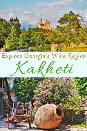 Heading to explore the wine region of Georgia? This guide gives you all the best things to do in Kakheti as well as some itinerary for Georgia's wine region suggestions to help you plan your trip! #kakheti #georgia #wine #wineregion #signagi #telavi #travel #caucasus #georgianwine