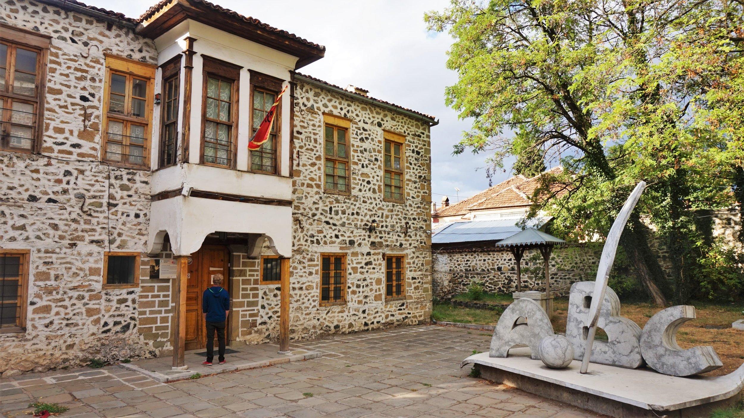 books about albania