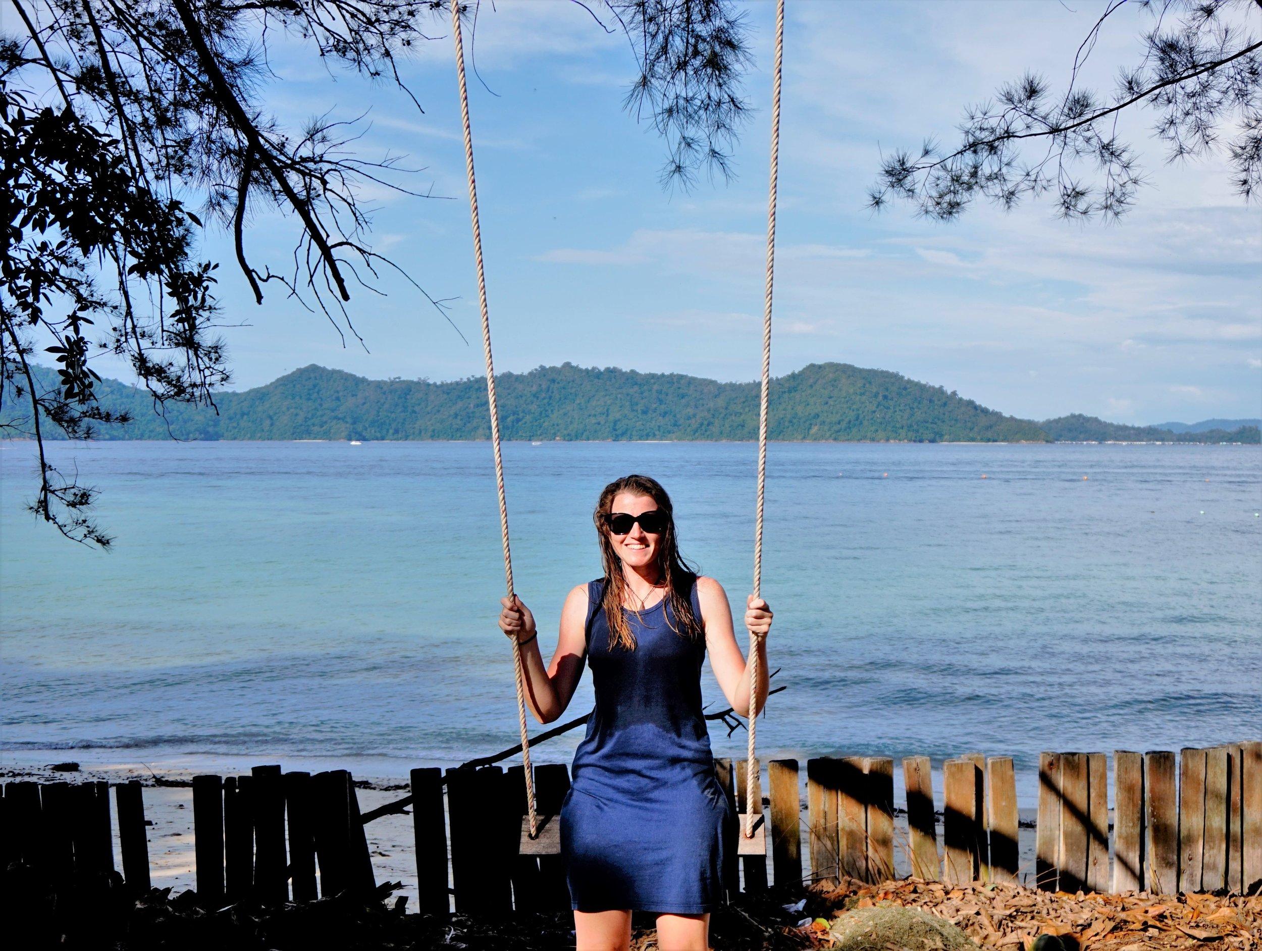 Visiting the Tunku Abdul Rahman National Park from Kota Kinabalu