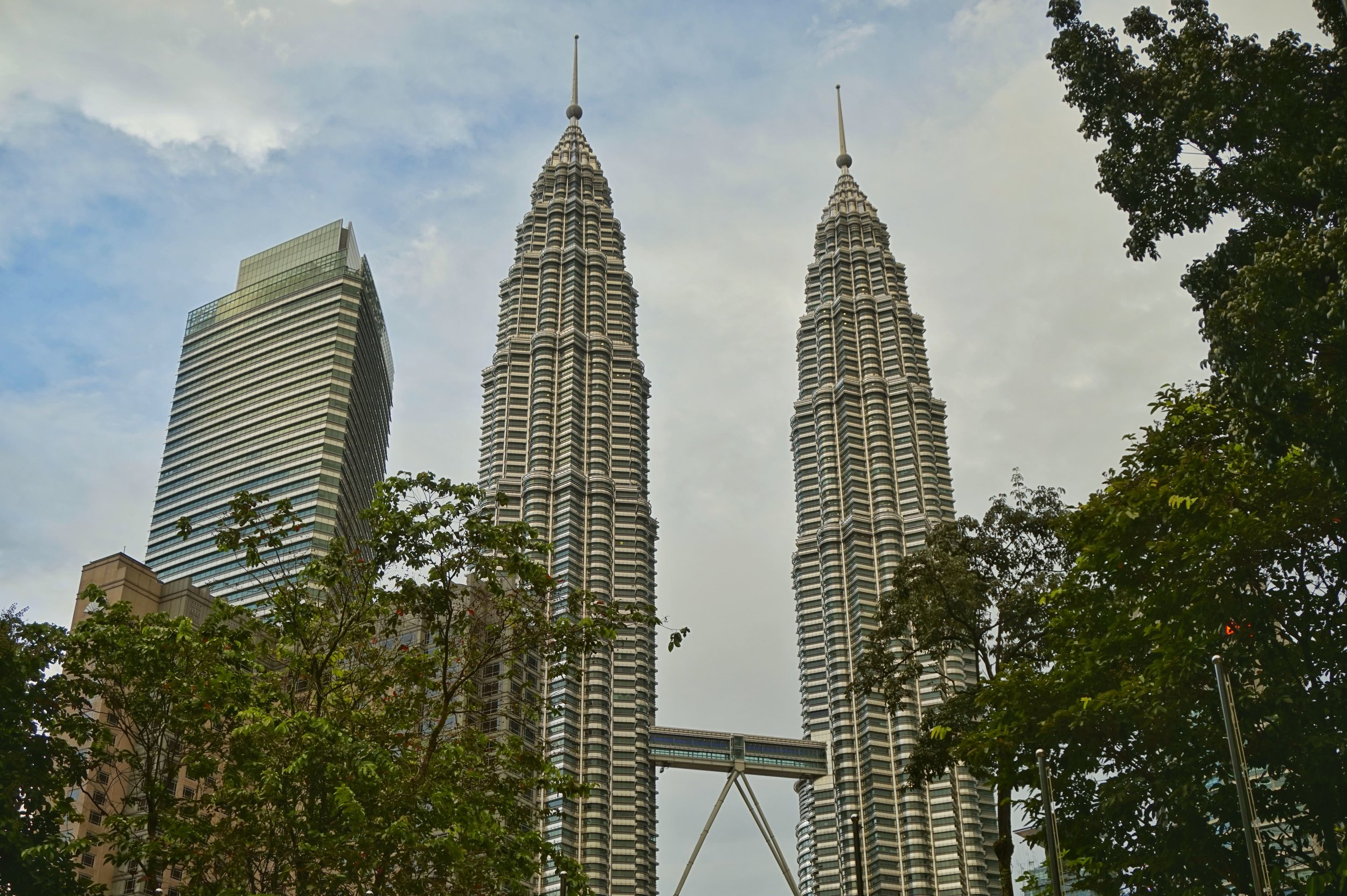 The Petronas Towers are the best thing to do in your 2 day Kuala Lumpur itinerary.
