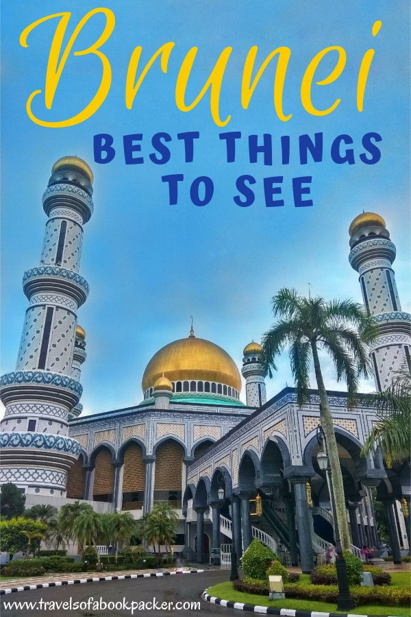 A guide to all the best things to do in Brunei, including things to do in Bandar Seri Begawan and beyond. #brunei #asia #southeastasia #watervillage #travel #sultanate #mosque #borneo #rainforest