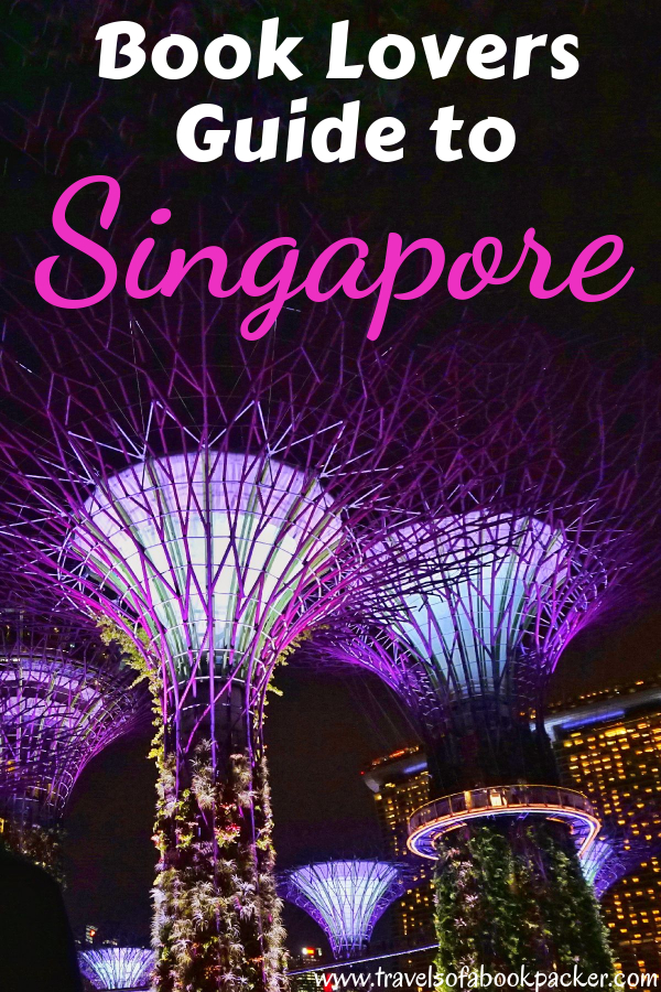 Read about everything connected to books in Singapore! From bookshops and libraries to cafes and books set in Singapore, book lovers will never get bored in this book-loving city! #books #singapore #asia #singaporebooks #book #booklover #reading #travel #singaporetravel #bookguide