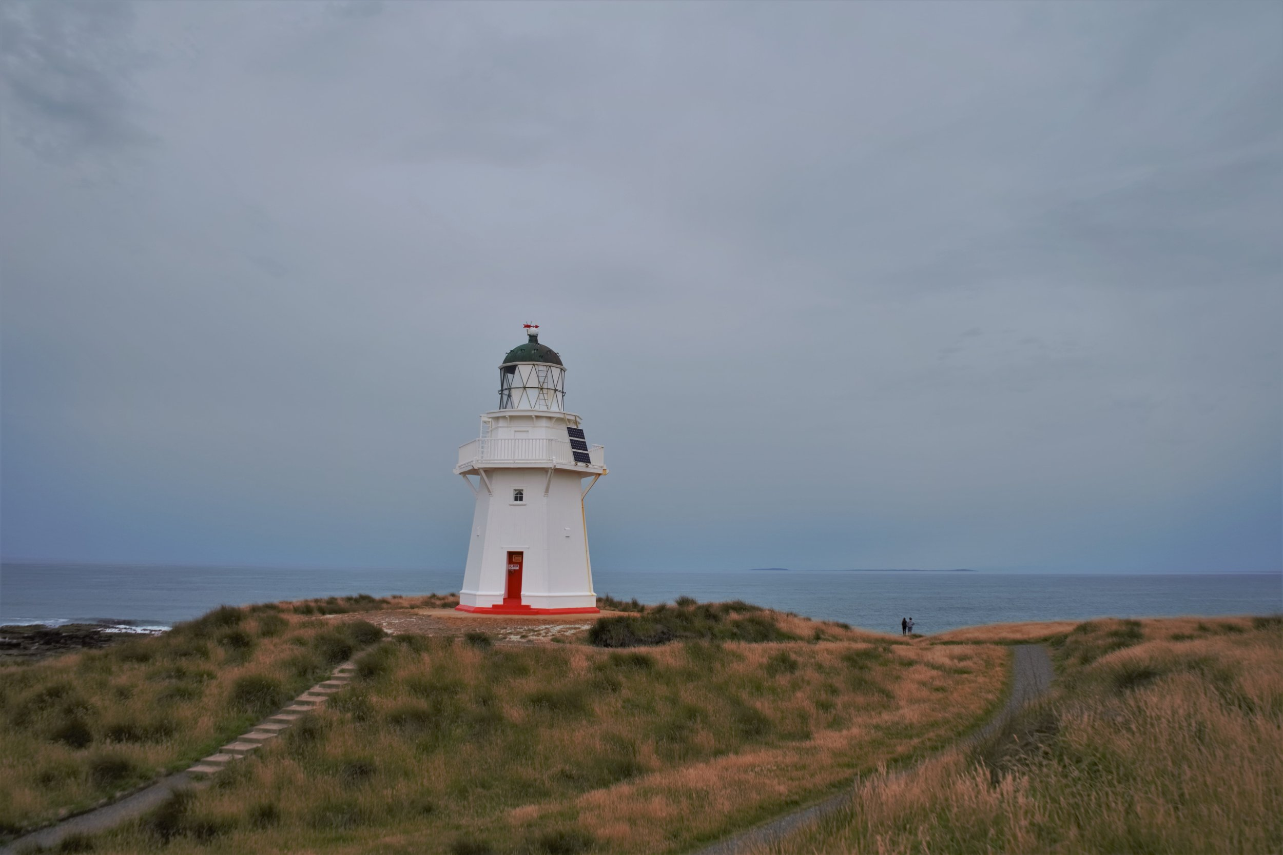 The lighthouse at Waipapa Point is one of the best things to see during your three day Catlins itinerary.