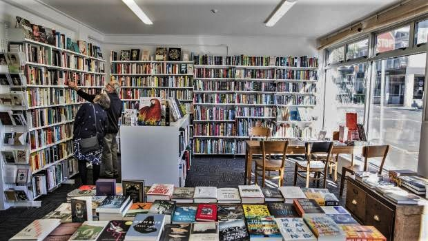 A Book Lover's Guide to the South Island, New Zealand