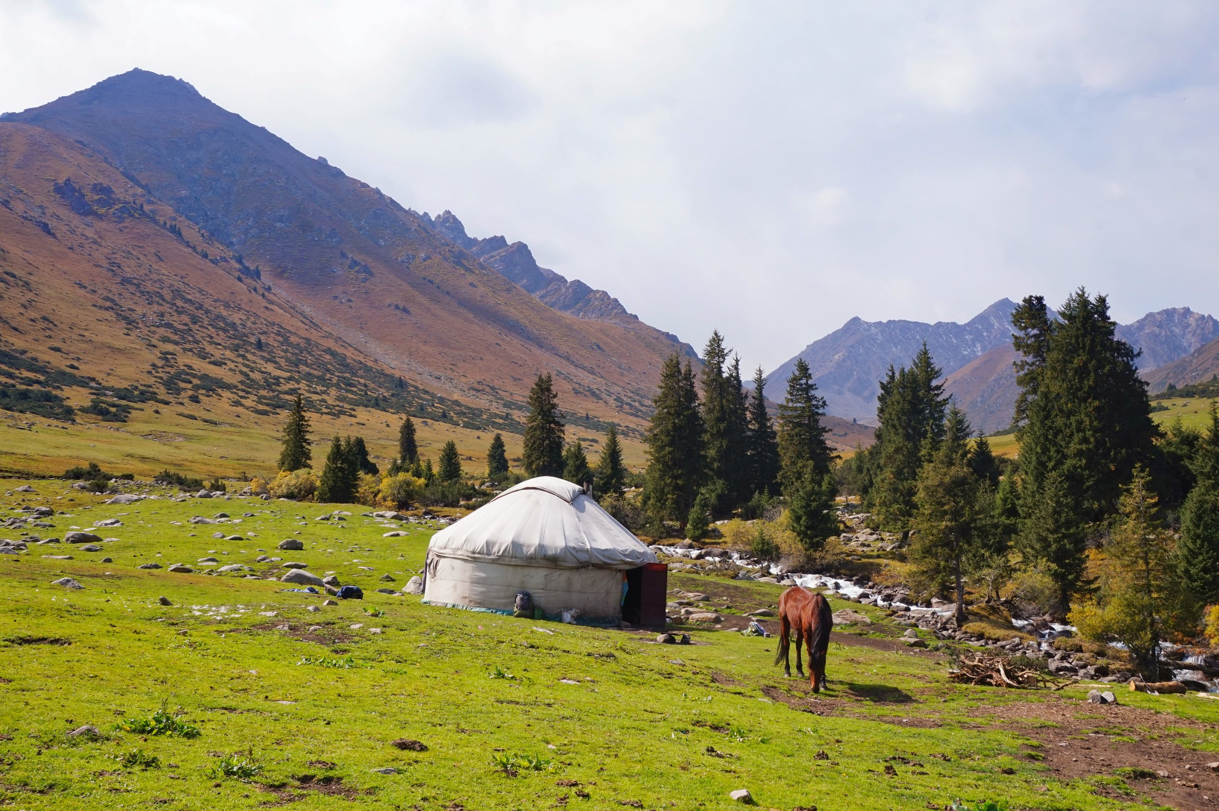 Sustainable Travel Guide Kyrgyzstan