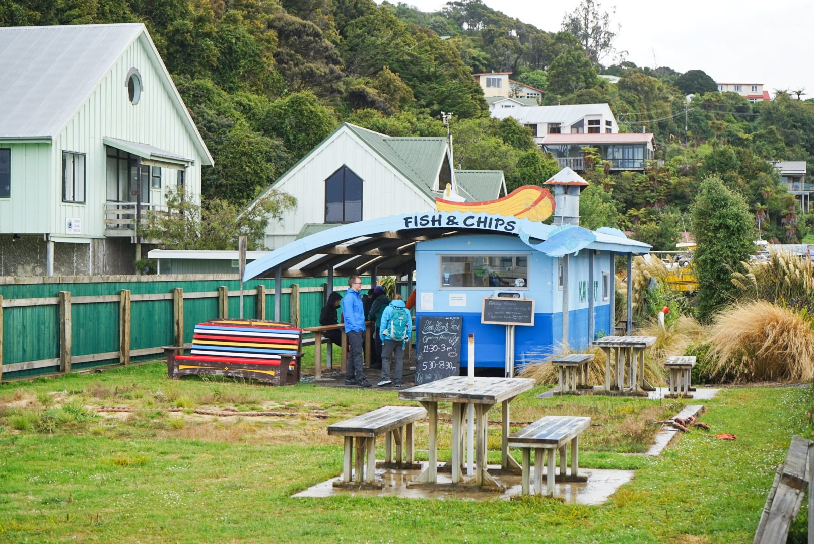 Things to Do on Stewart Island