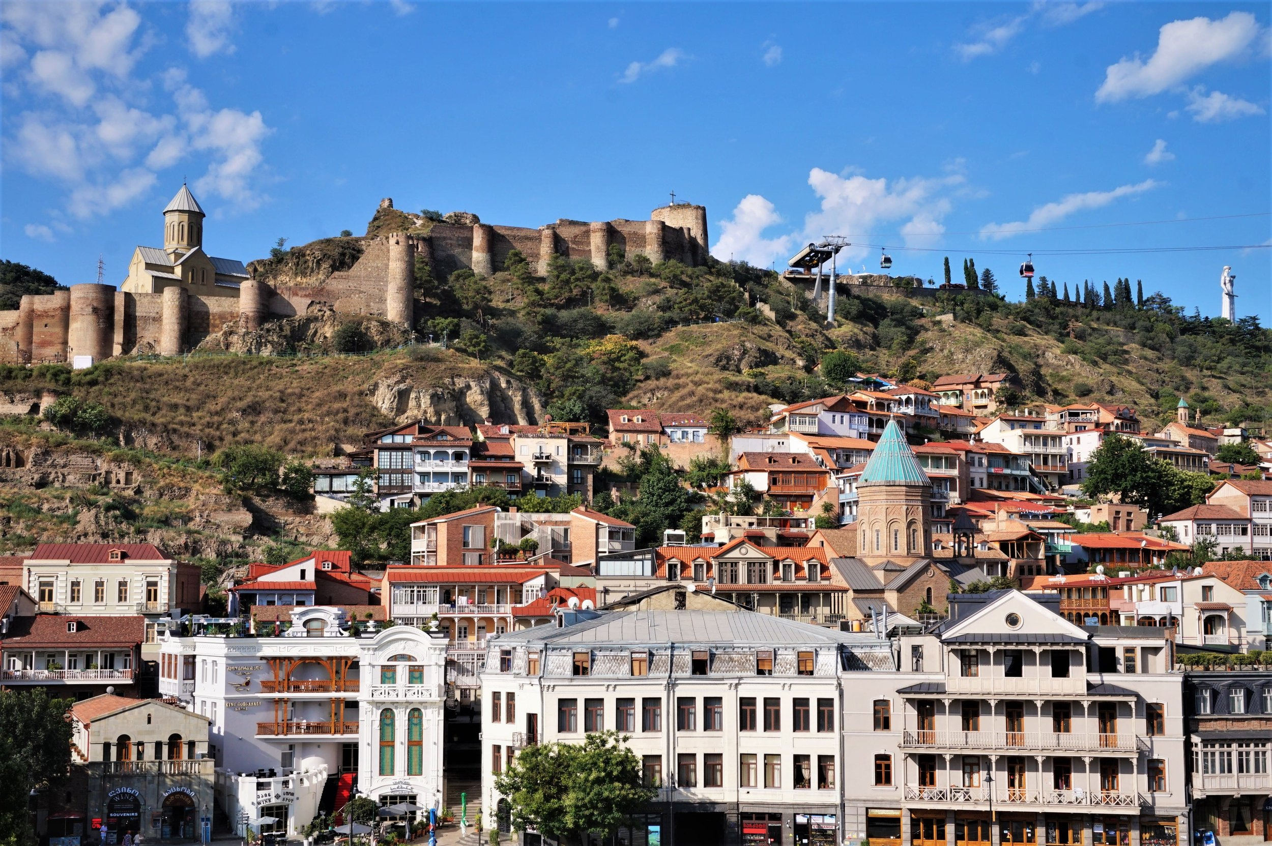 Ultimate 3 days Tbilisi Itinerary, best things to see in Tbilisi, Georgia.