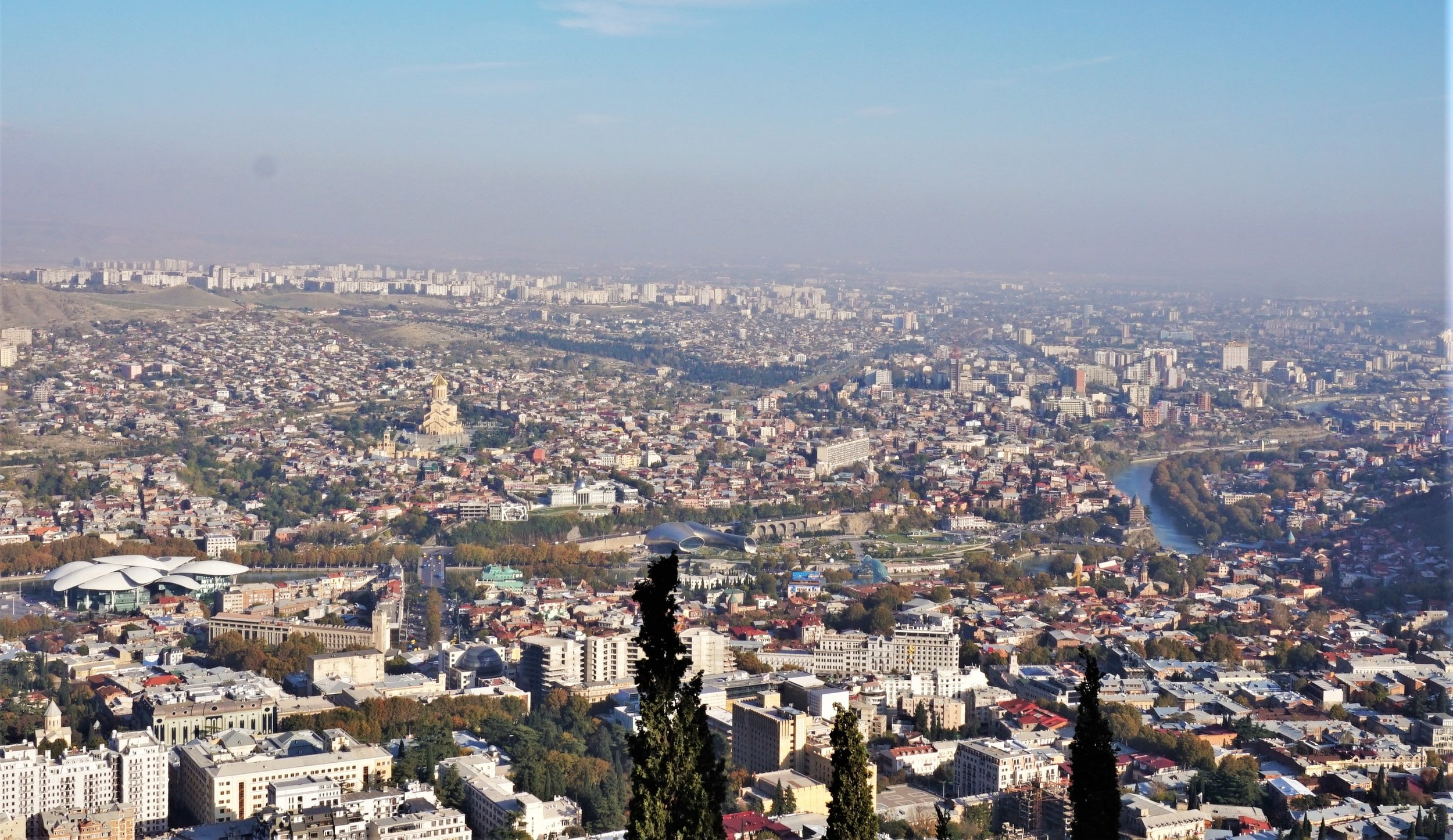Mtsatsminda is one of the best things to see during your ultimate 3 days Tbilisi Itinerary, best things to see in Tbilisi, Georgia.