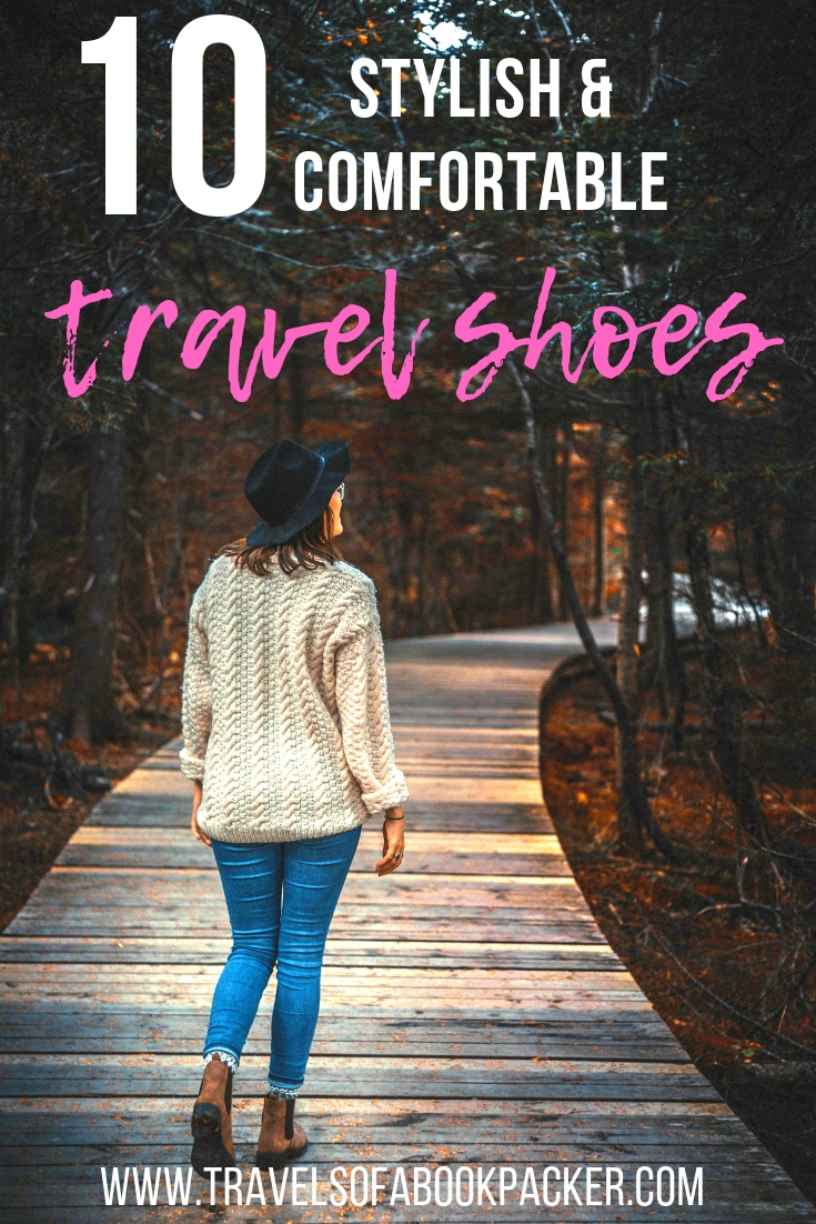 A list of the best shoes for travel. Durable, light-weight, stylish and comfortable shoes for backpacking and travel. Versatile shoes for travel that mean you can pack less and still be covered for all situations. #shoes #travel #traveltips #travelshoes #travelgear #fashion