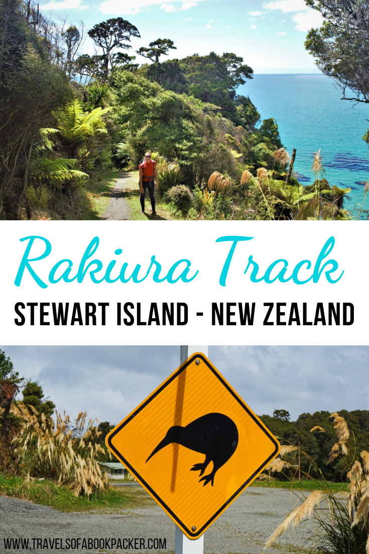 Full guide to the Rakiura track on Stewart Island, New Zealand. Including information about accommodation on the Rakiura track, what to pack and other useful tips to make the most out of your time on Stewart Island. #rakiure #stewartisland #nz #newzealand #southisland #hike #hiking #track #tracking #outdoor #hikingtips #hiketrails #greatwalks