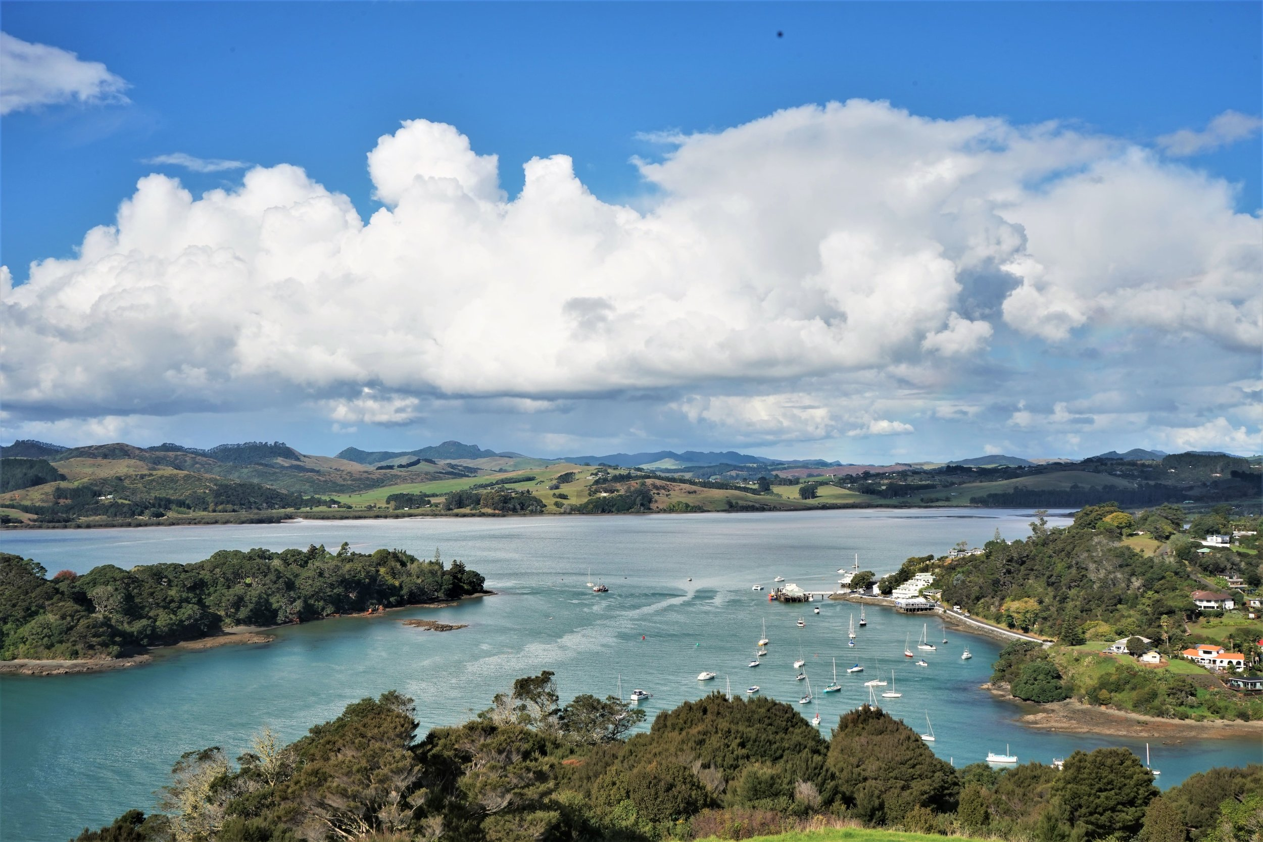 Northland Itinerary, New Zealand
