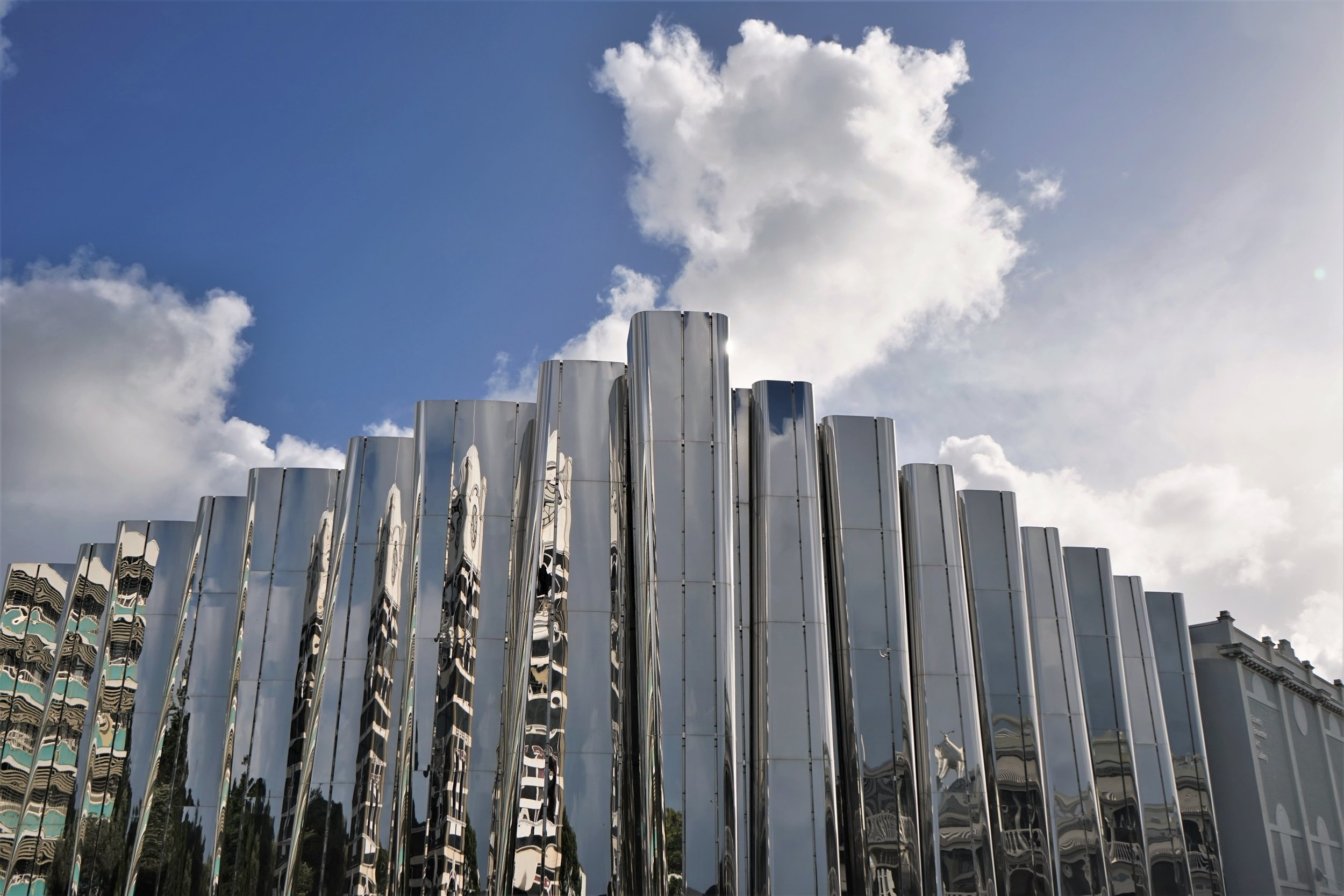 The Len Lye Centre is one of the best things to see in New Plymouth if you are interested in architecture.