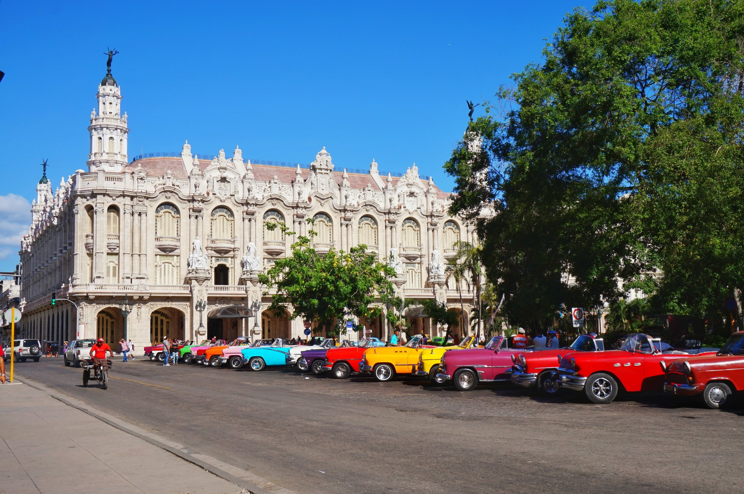 There is lots to see in Havanna to start with and Havanna most likely going to be the start point of your trip backpacking Cuba on a budget.
