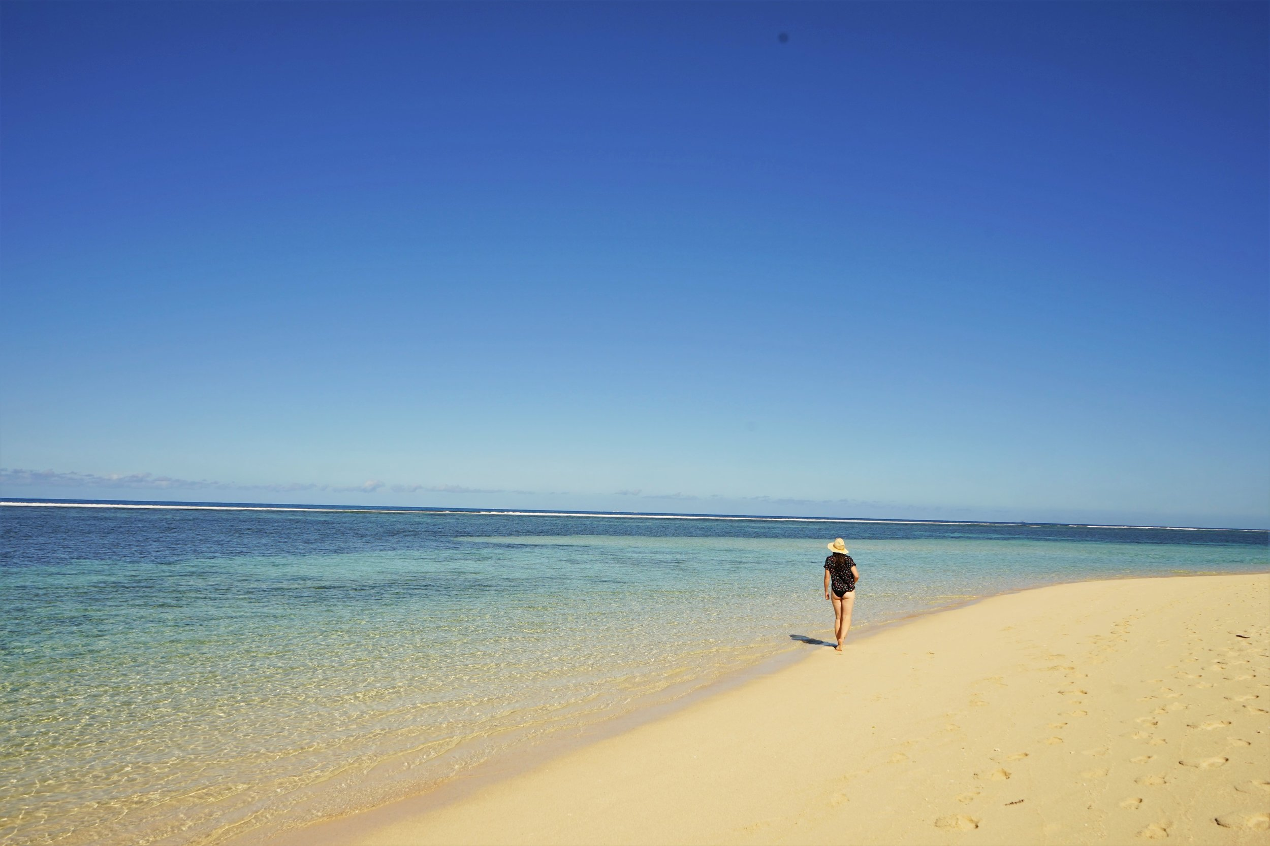 The beaches of new Caledonia is a must do New Caledonia travel tip!