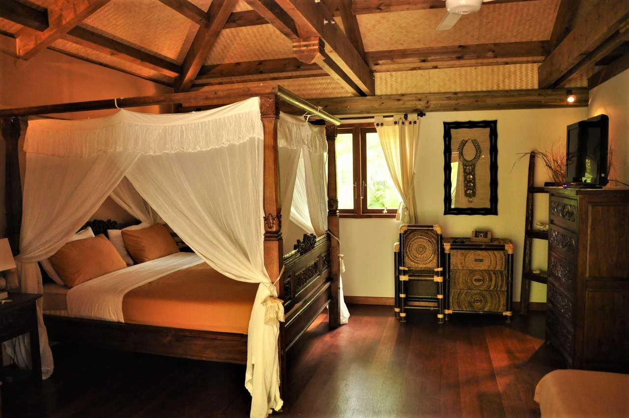 Beautiful accommodation options during your visit to New Caledonia