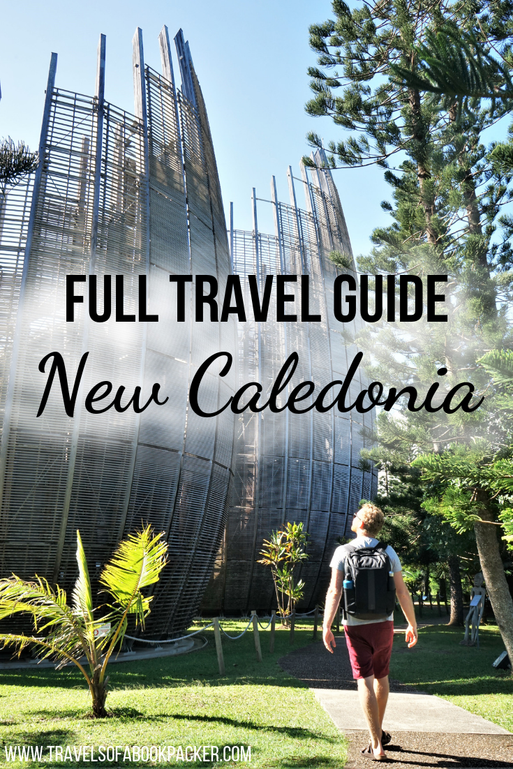 Your complete guide to independent travel in New Caledonia. Including where to stay in New Caledonia and all the best New Caledonia travel tips! #newcaledonia #pacific #island #pacificisland #pacifictravel #travel #traveltips #france #beach #whitesandbeach #noumea