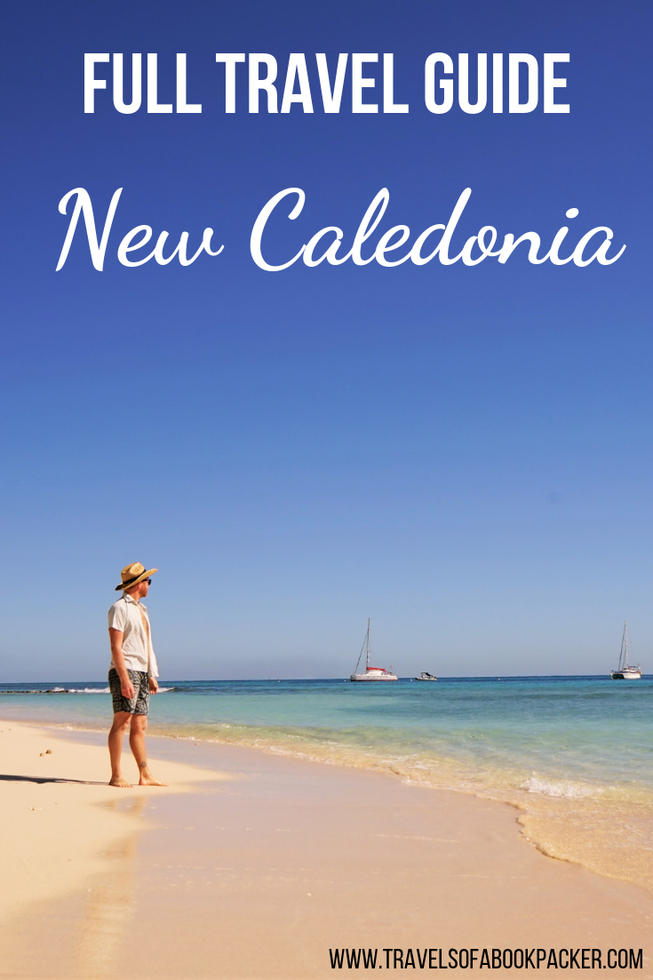 Your complete guide to independent travel in New Caledonia. Including where to stay in New Caledonia and all the best New Caledonia travel tips! #newcaledonia #pacific #island #pacificisland #traveltipsforeveryone  #pacifictravel #travelguide #travel #traveltips #france #beach #whitesandbeach #noumea
