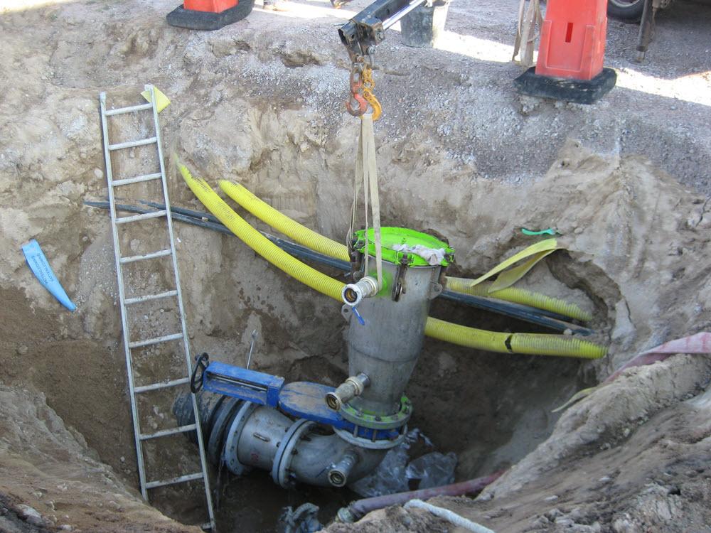 Dricksvatten ledningar Pollex rengöring polly-pig-rensning 7.jpg