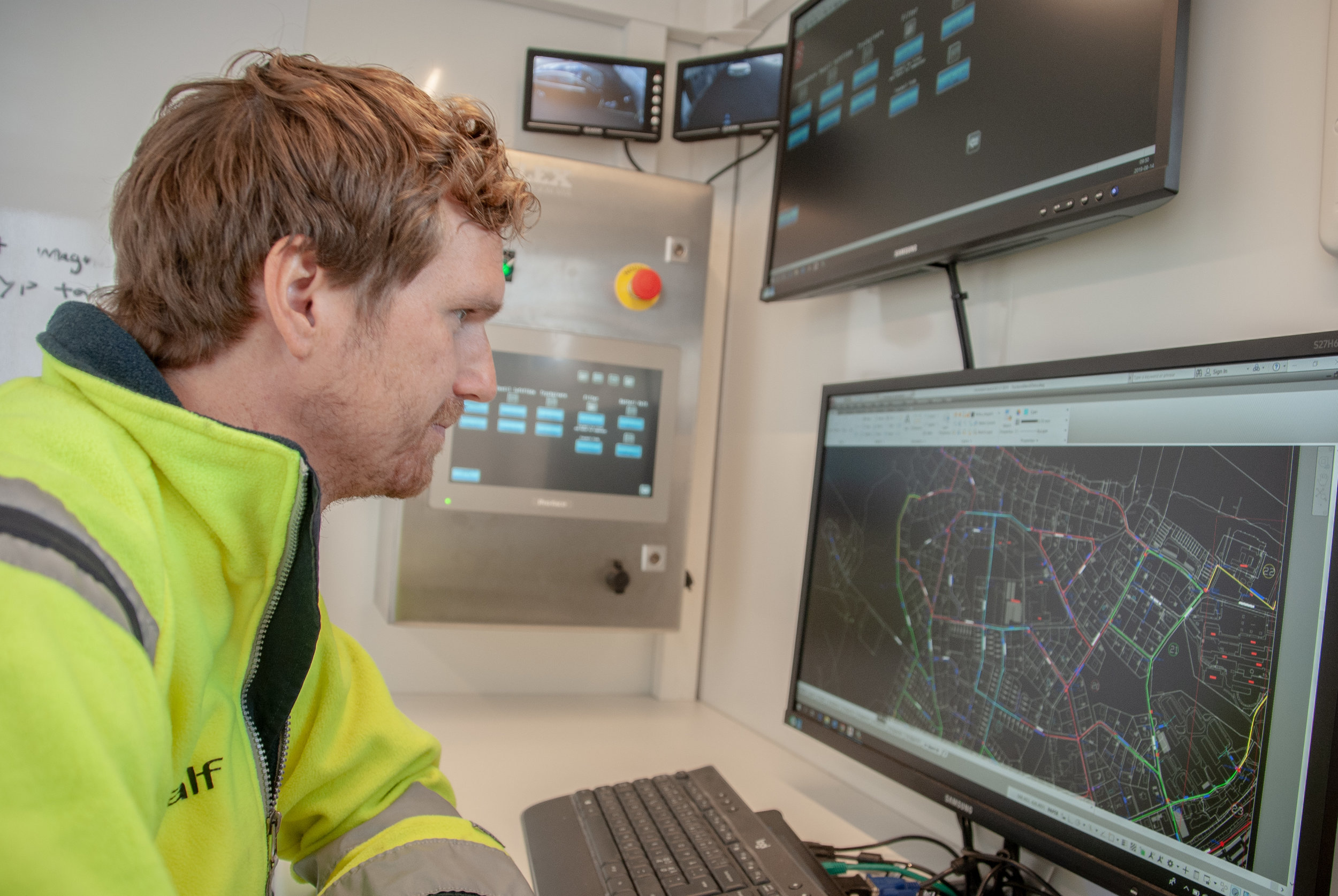 En digital arbetsplats