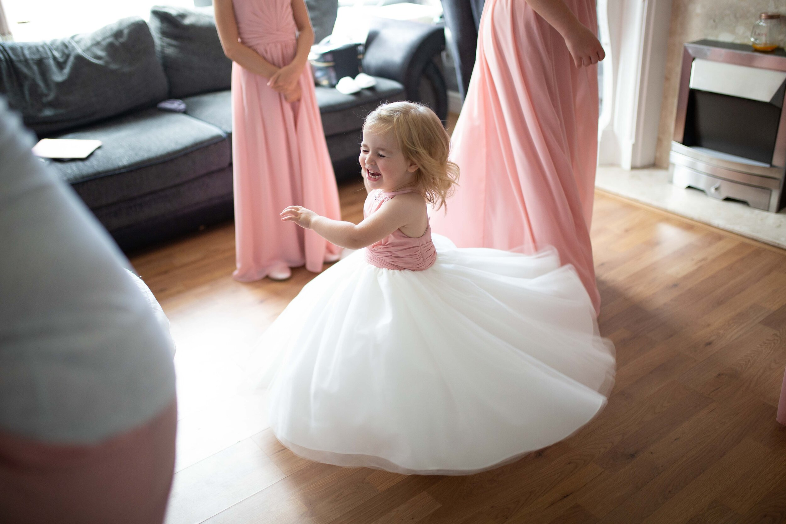 Lea Cooper photography - wedding photography - st Lawrence church dalaston West Midlands Willenhall Wednesday wedding photographer Brookfields club house cannock road - 7.JPG