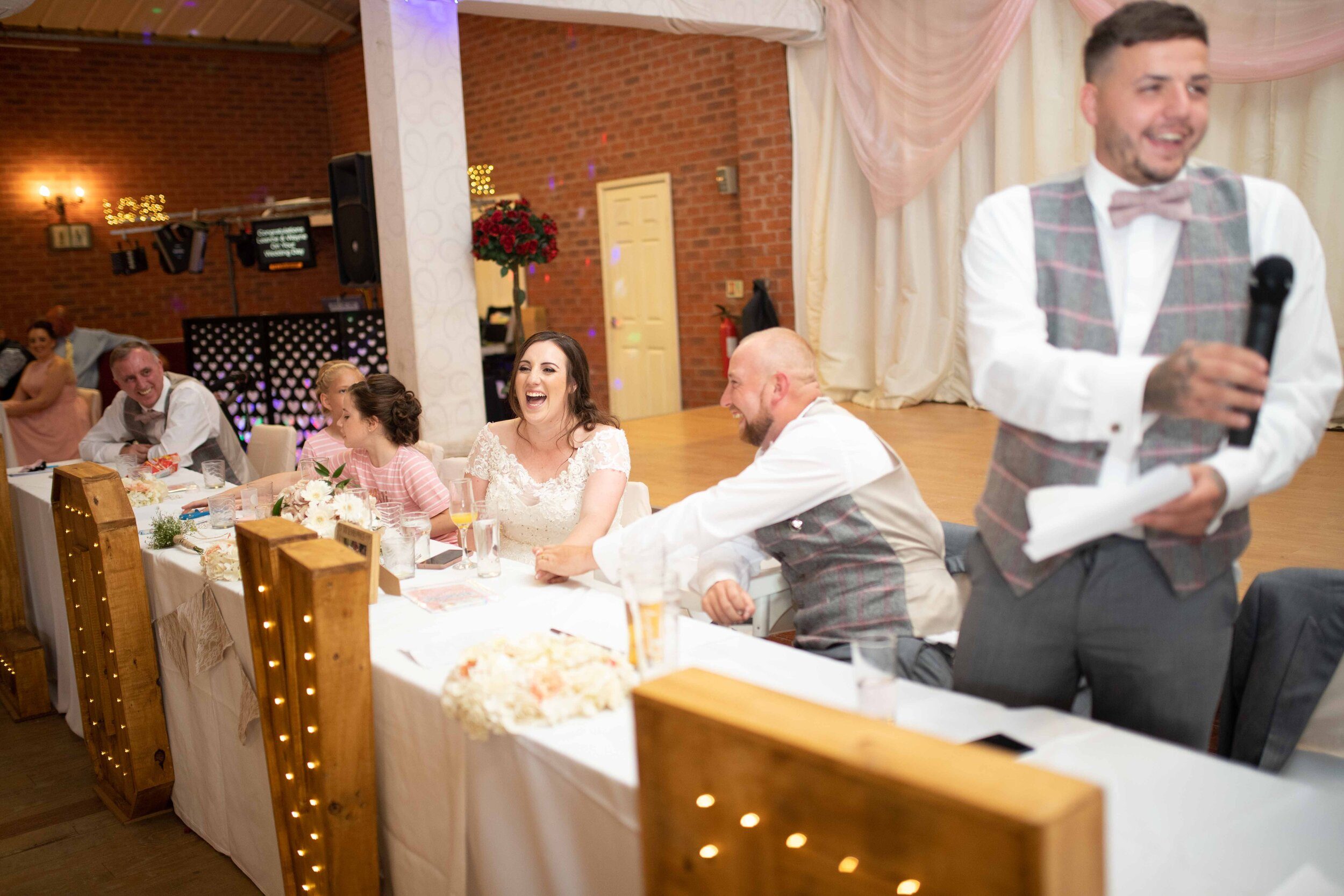 Lea Cooper photography - wedding photography - st Lawrence church dalaston West Midlands Willenhall Wednesday wedding photographer Brookfields club house cannock road - 33.JPG