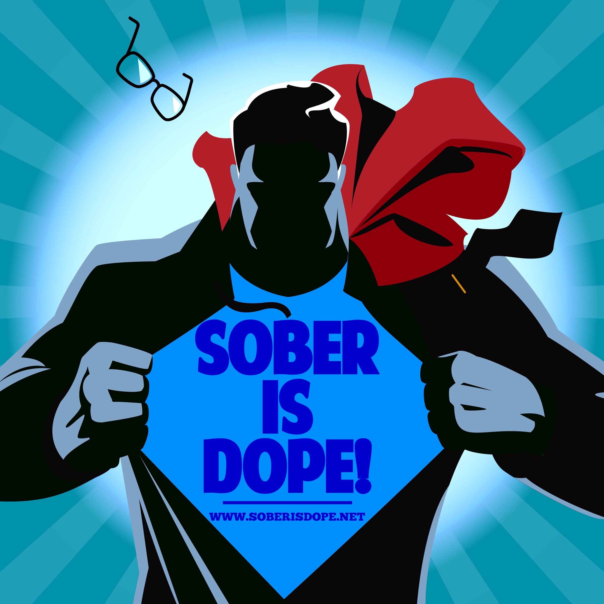 Becoming SuperhumaN - welcome to the Sober is Dope Universe