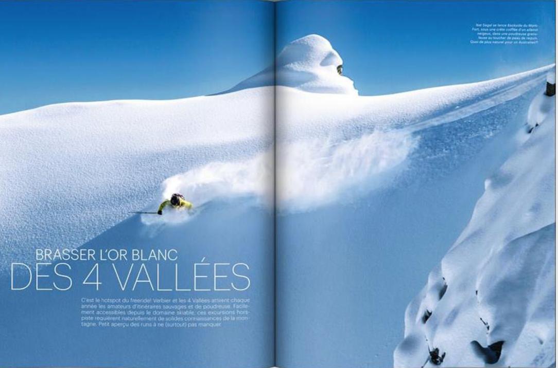 2015 - 30 Degres Magazine, SWI