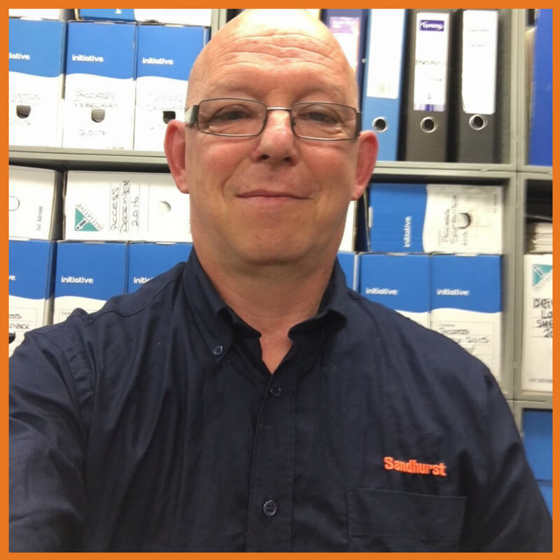 Laurence Cains, Rental Centre Supervisor, London & South East.  Email . Phone.