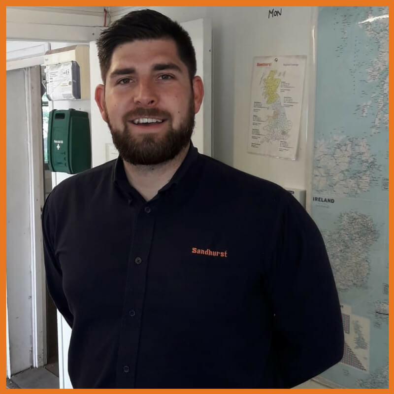 Jake Cunningham. Hire Desk Controller. North East.  Email .  Phone .