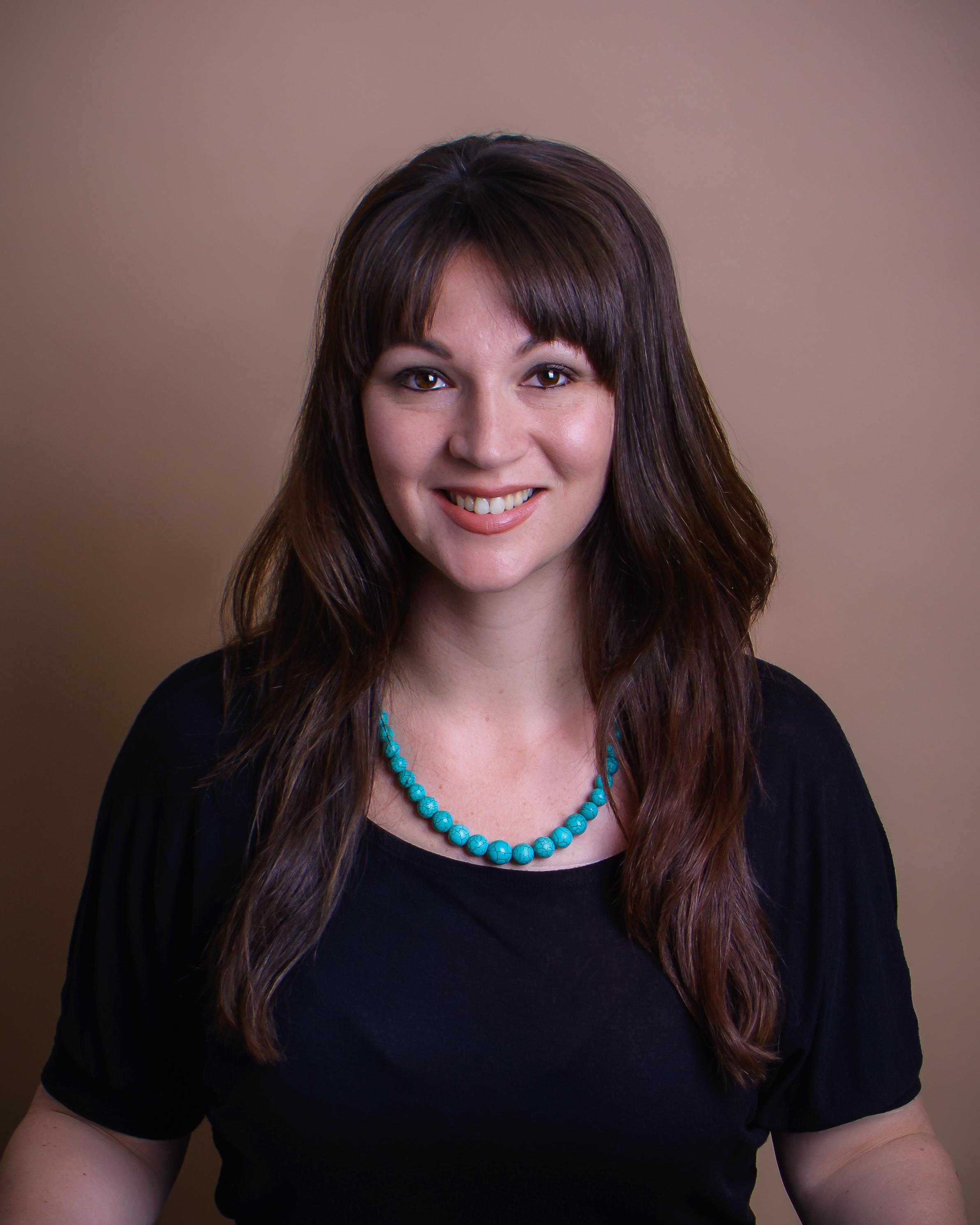 Melissa Fisher Self Portrait