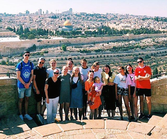 Global Misjon har vært i Israel i to gode uker allerede. De melder om god stemning, et flott land og gode opplevelser allerede! ☀️🇮🇱 #helgelandfhs #globalmisjon #fhsliv #minskolehverdag
