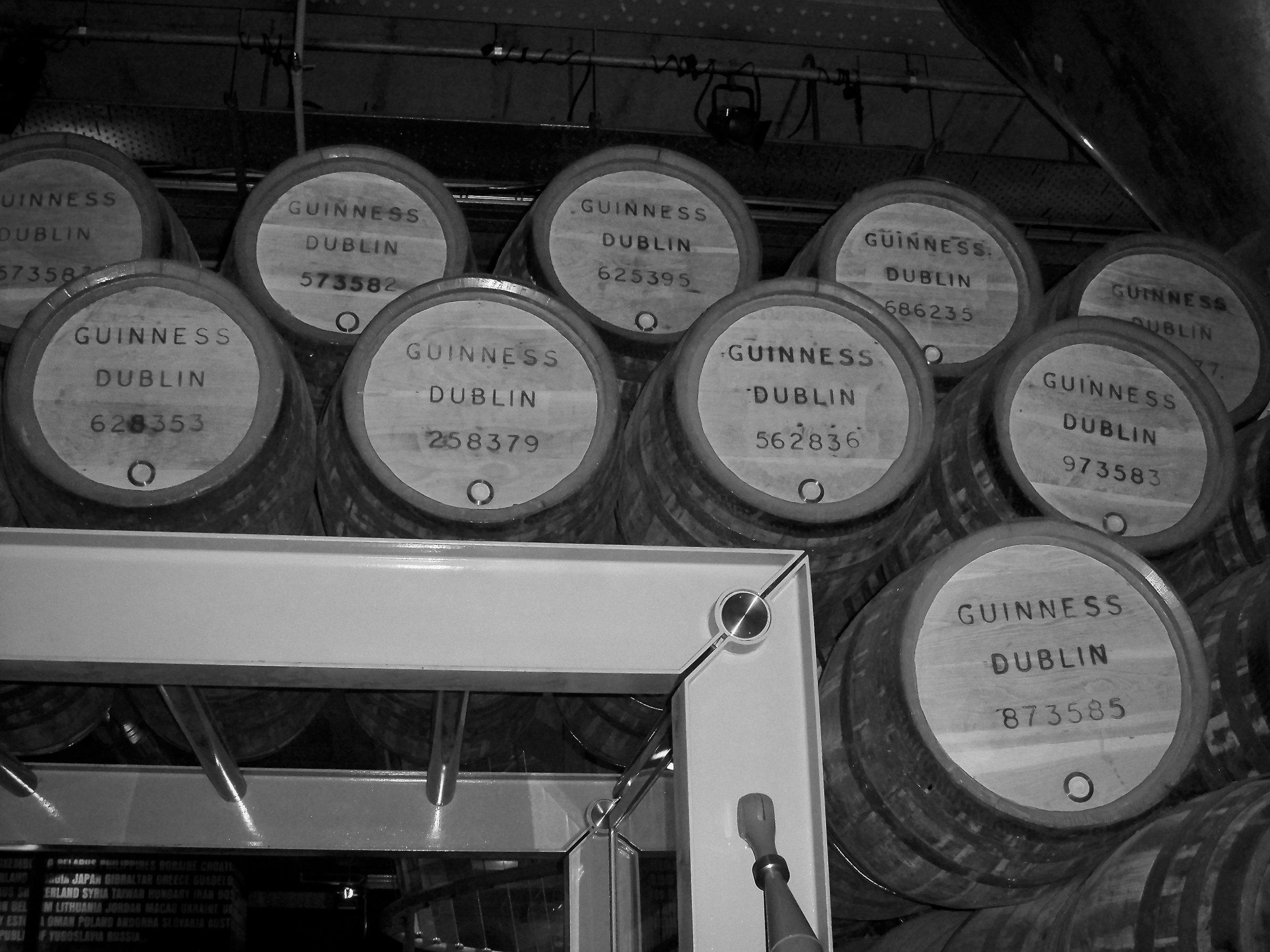 Guinness Brewery ~ Dublin, Ireland