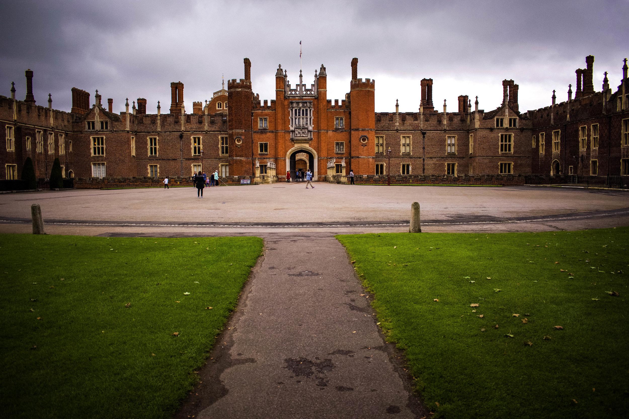 Hampton Court ~ London