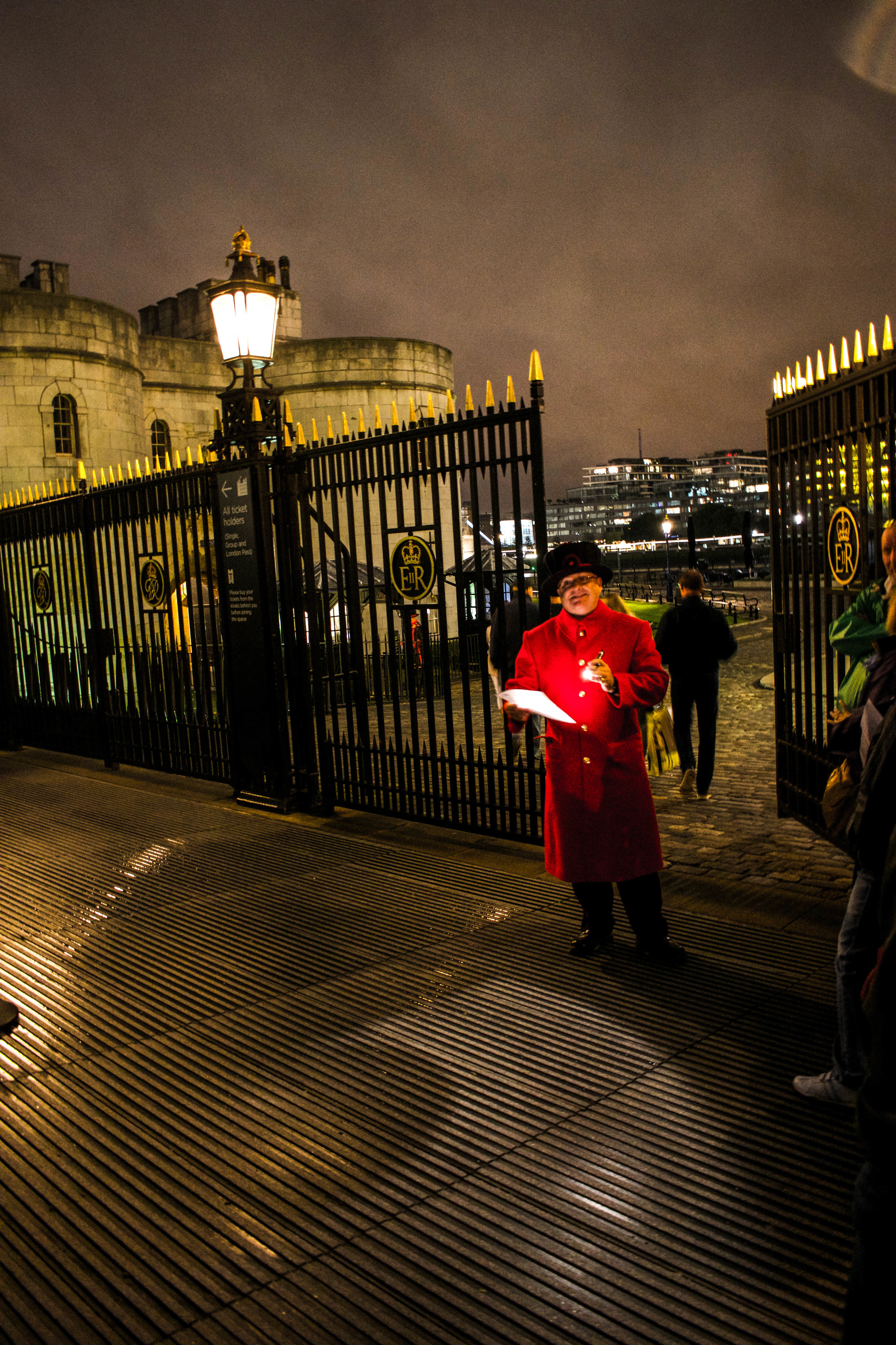 Tower of London ~ The Ceremony of the Keys ~ London