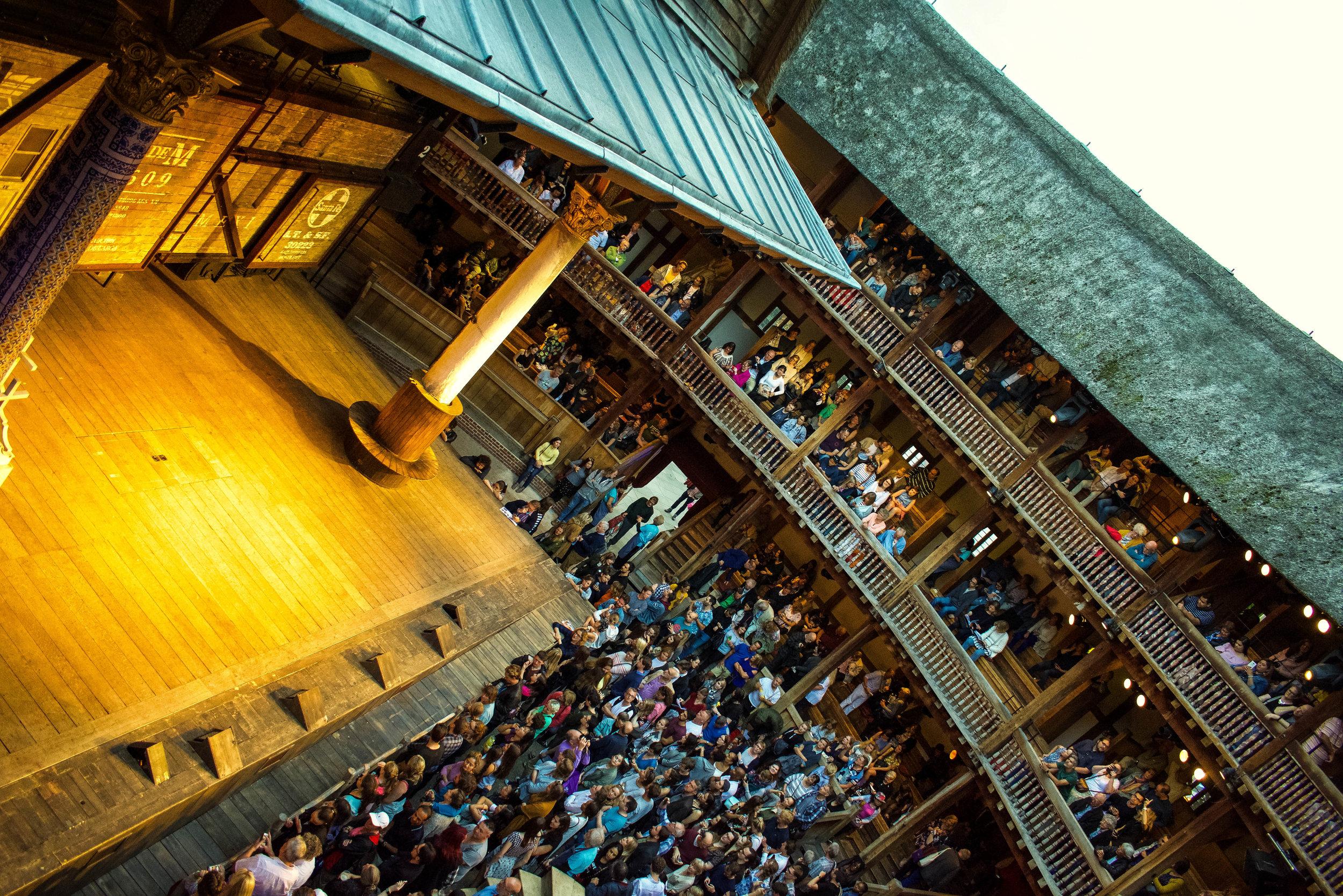 Shakespeare's Globe Theatre ~ London