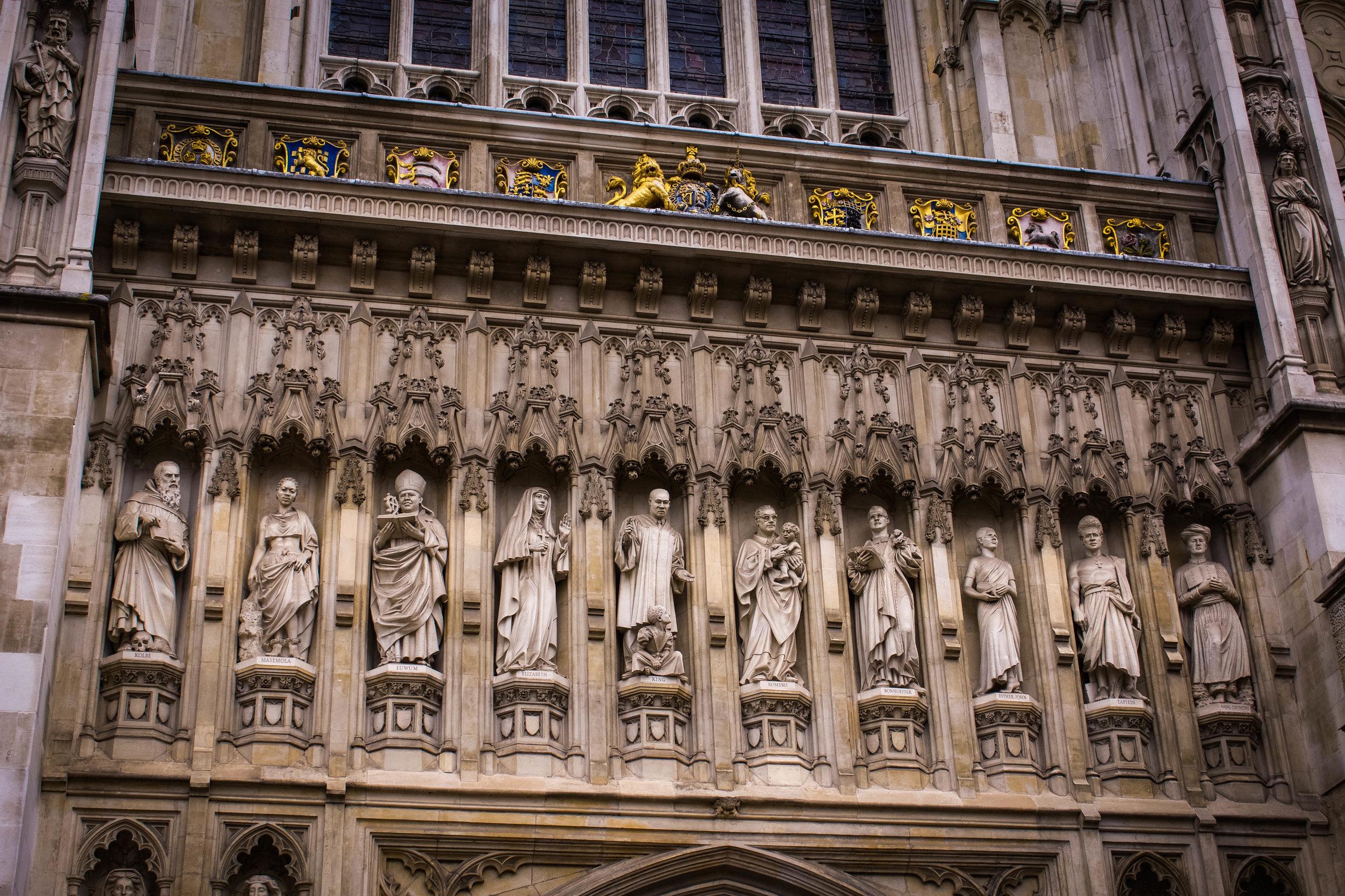 Westminster Abbey ~ London
