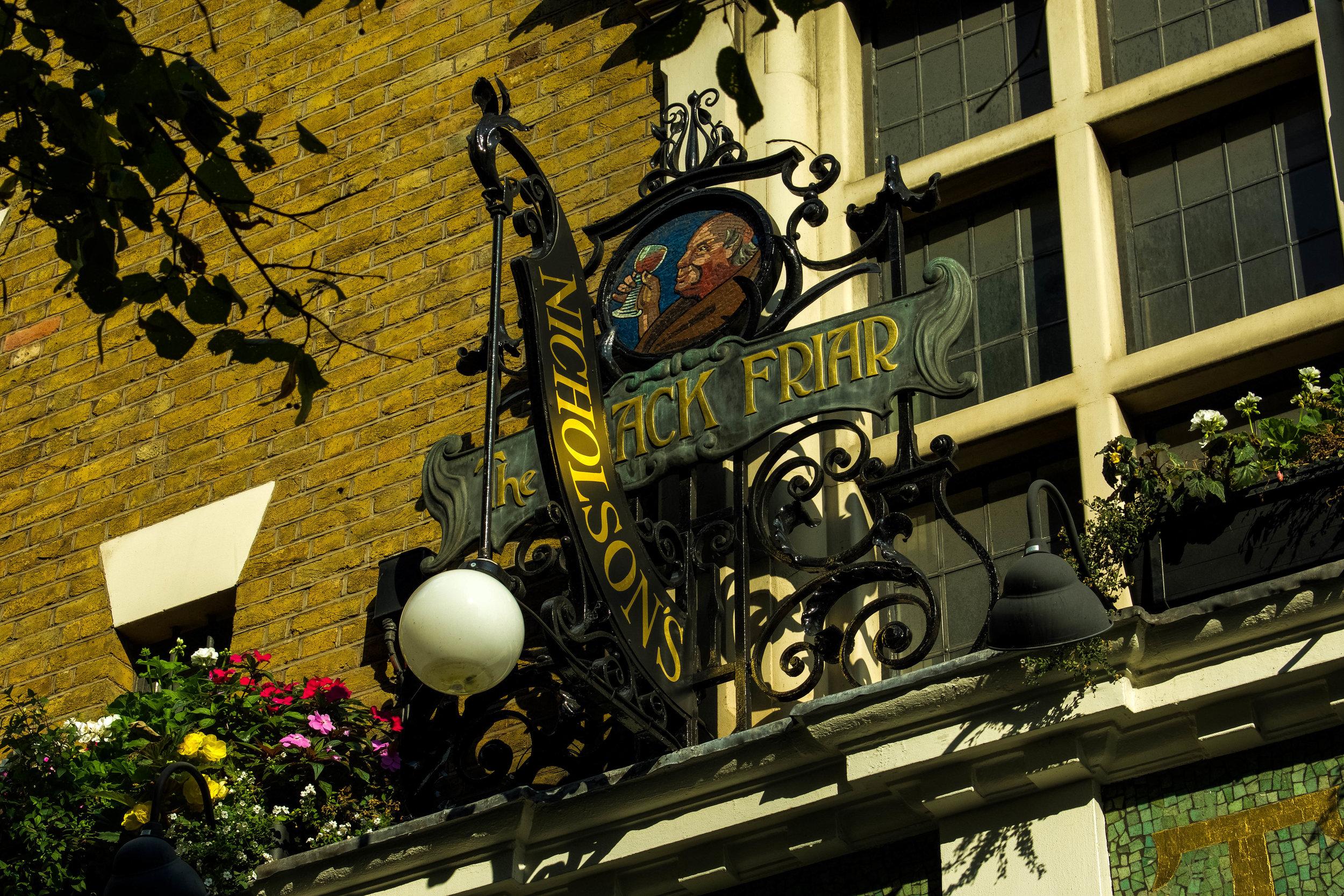 The Blackfriar ~ London