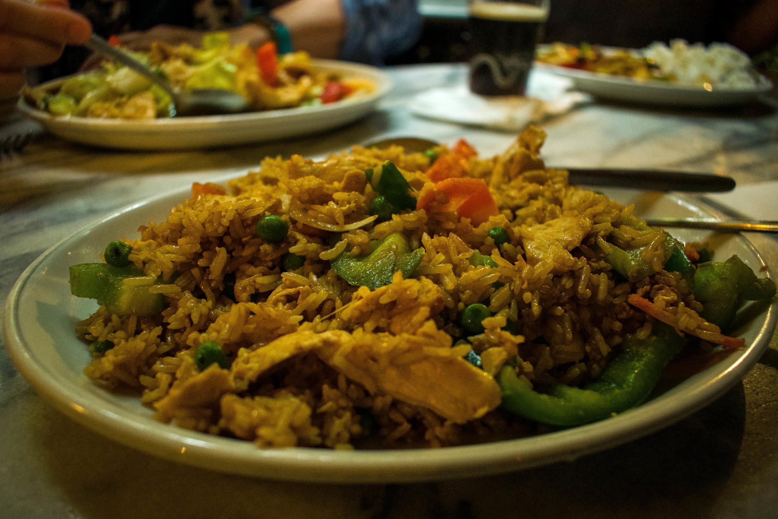 Mmmm Thai Fried Rice
