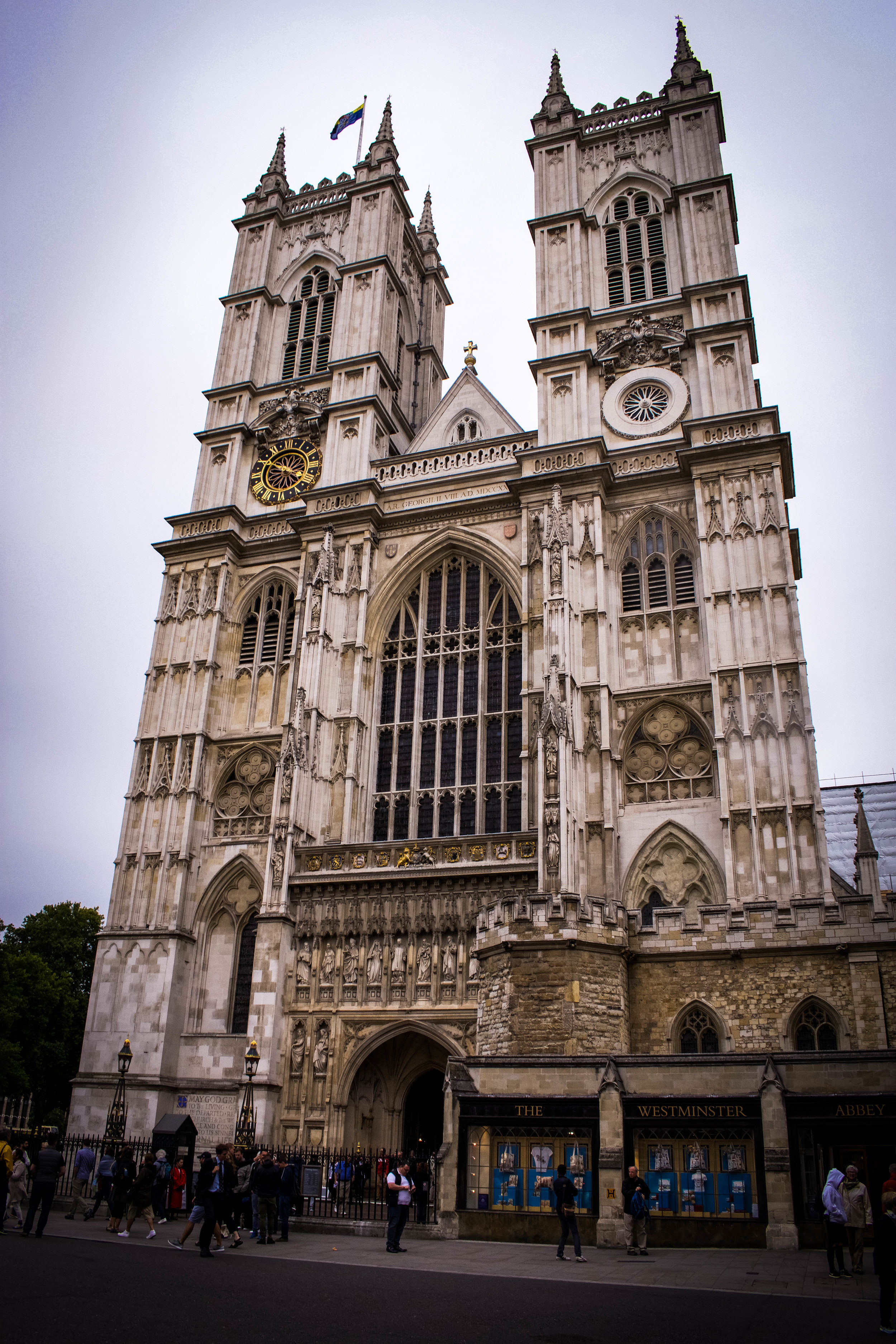 3. Westminster Abbey -