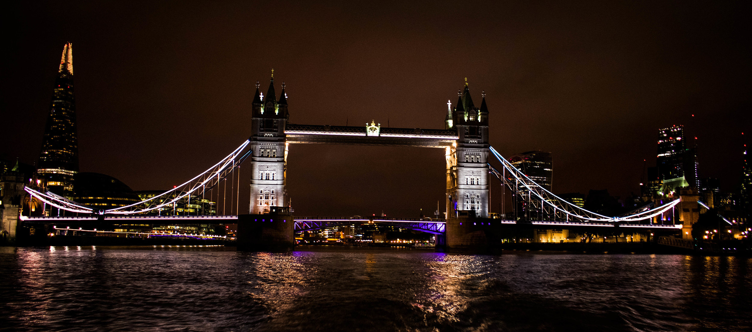 2. Tower Bridge - *Take the Thames Clipper for the best views!
