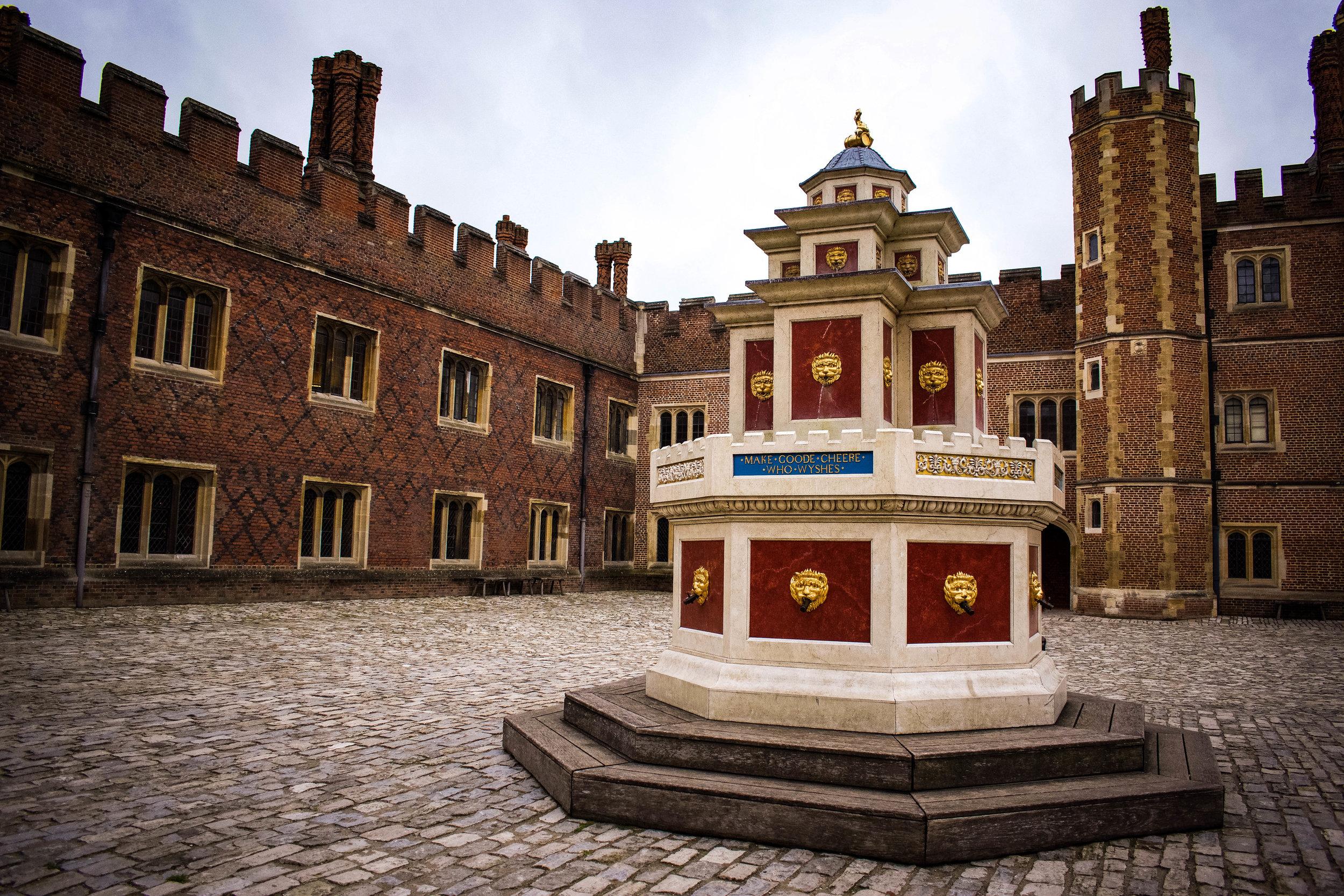 7. Hampton Court -