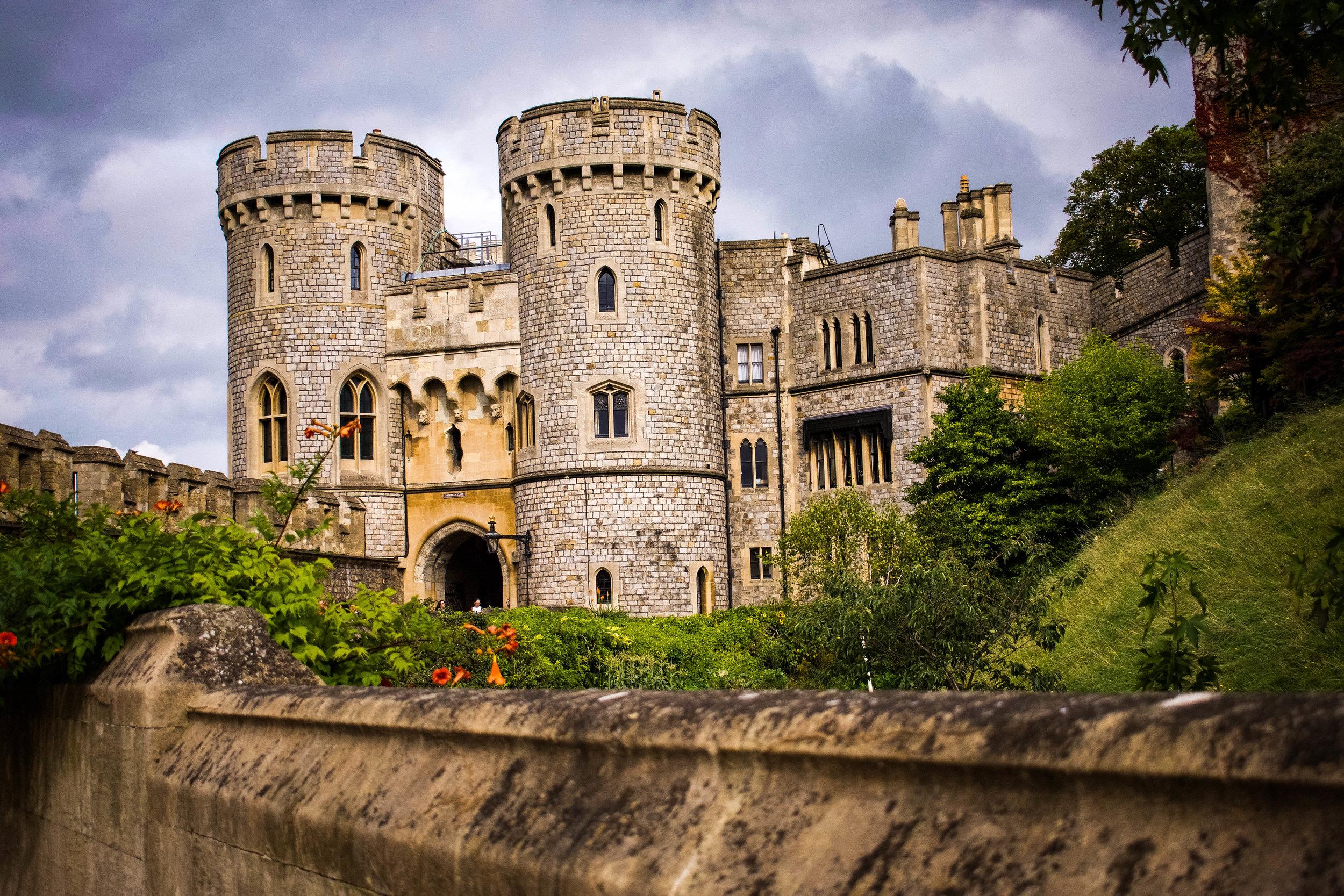 6. Windsor Castle -