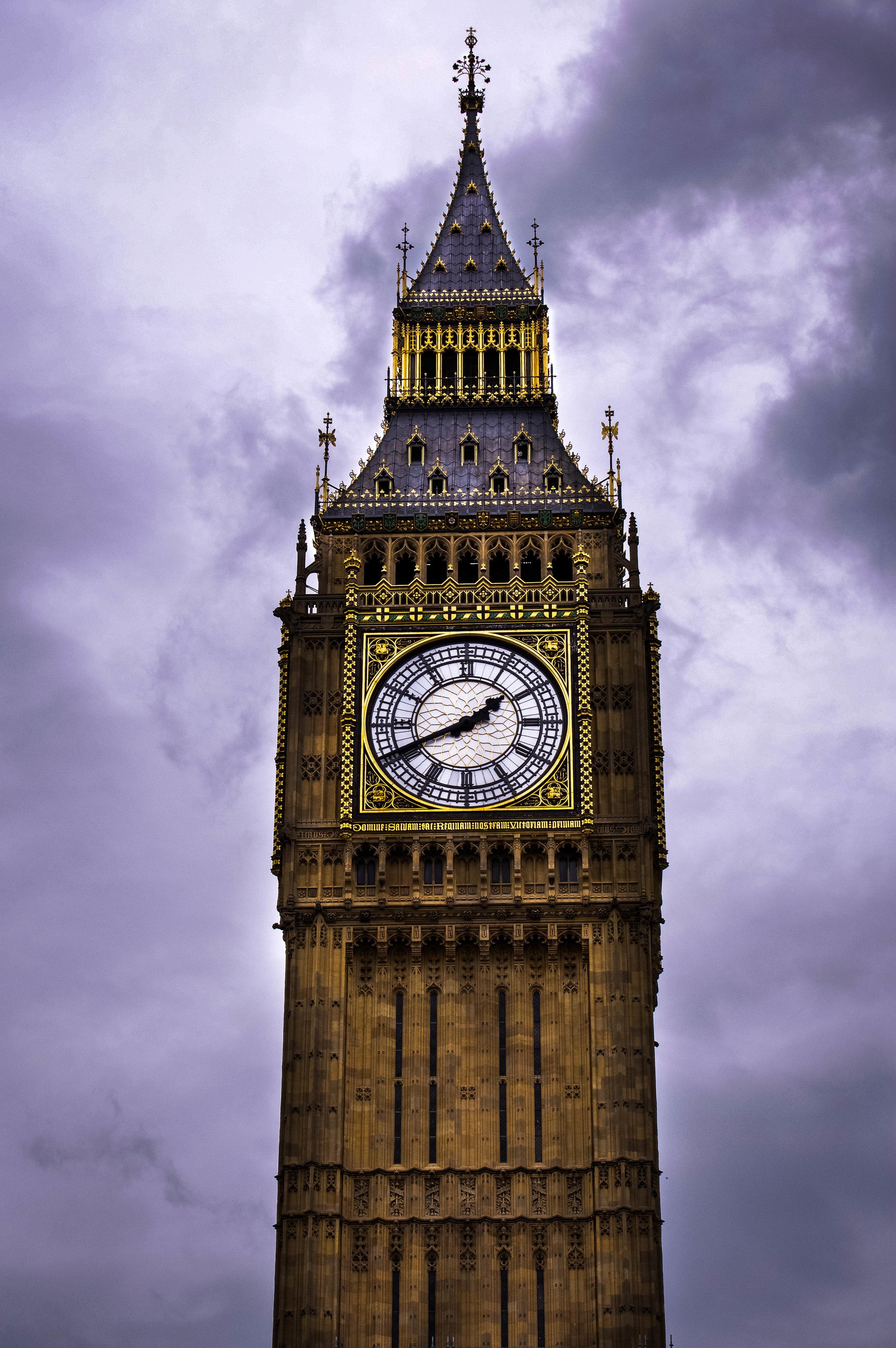 1. Big Ben -