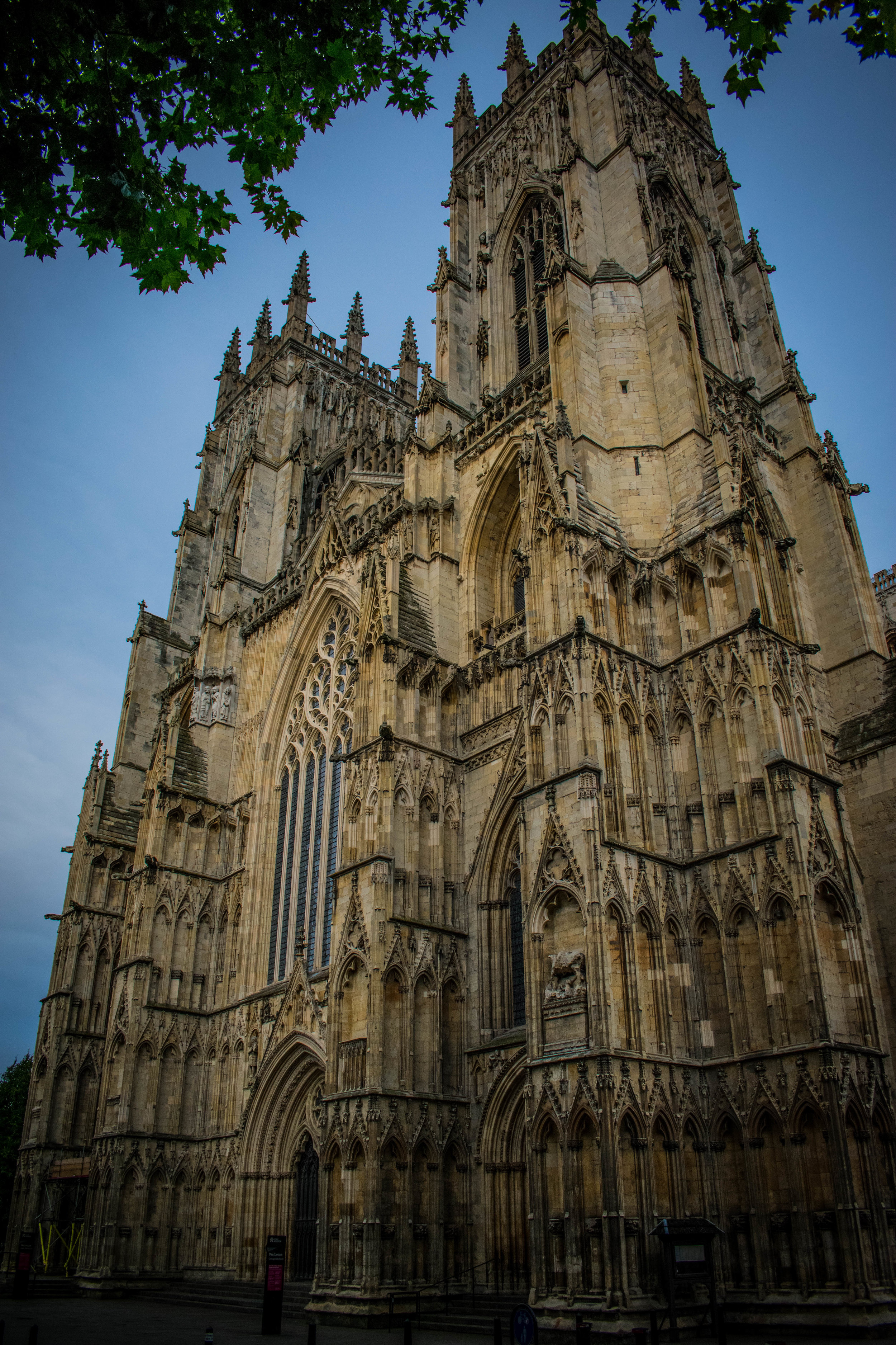 York Minster Abbey -
